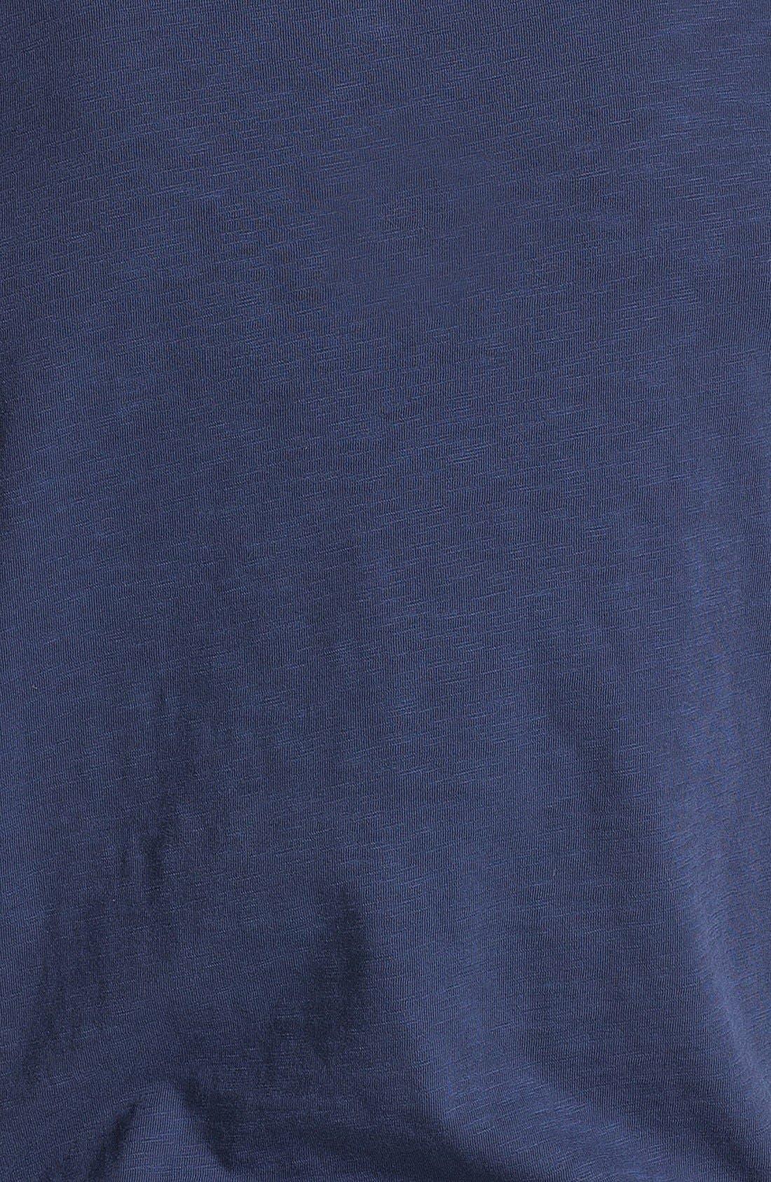 Alternate Image 3  - Façonnable Tailored Denim Henley