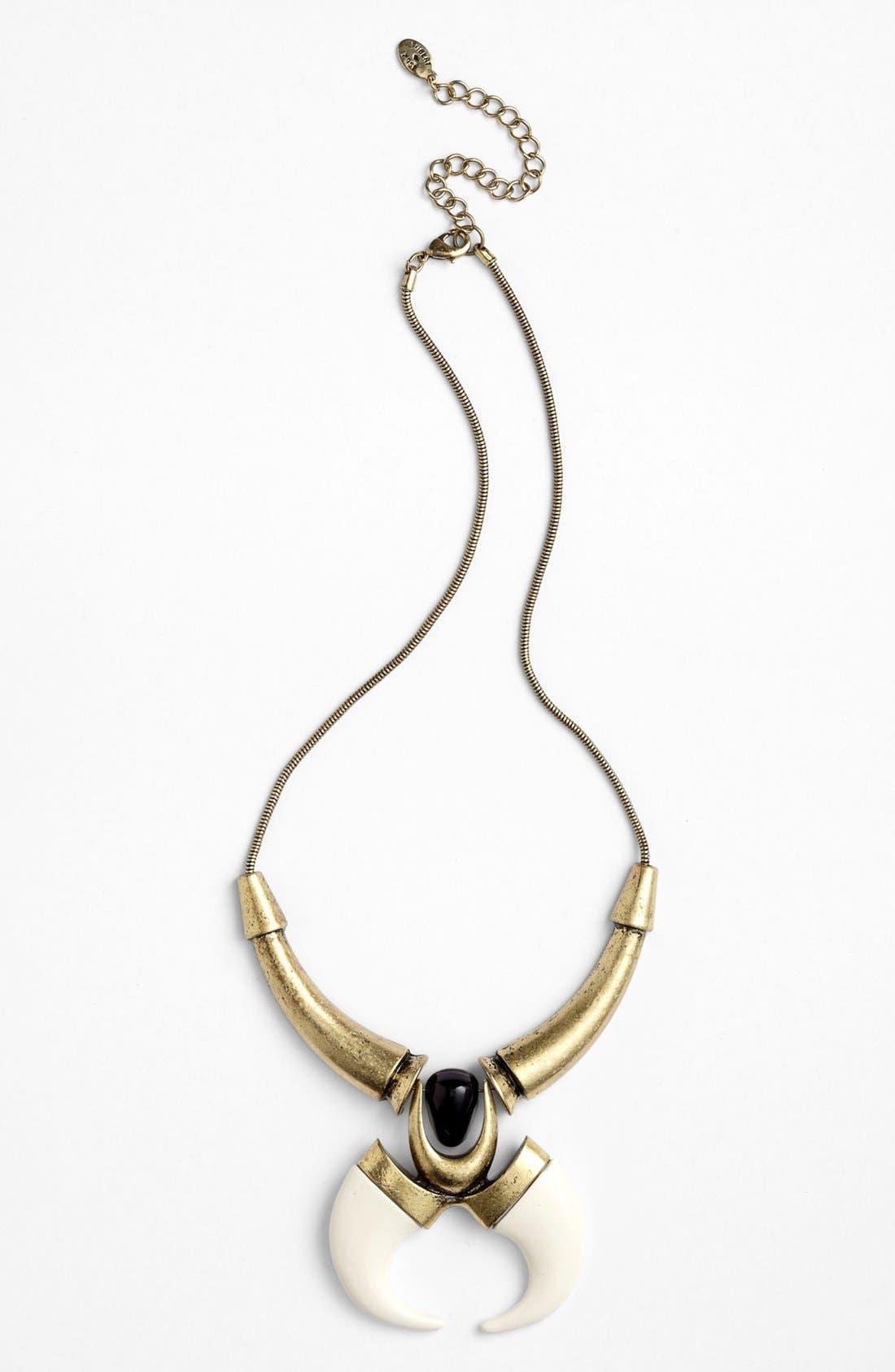 Alternate Image 1 Selected - Robert Rose 'Golden Beetle' Necklace