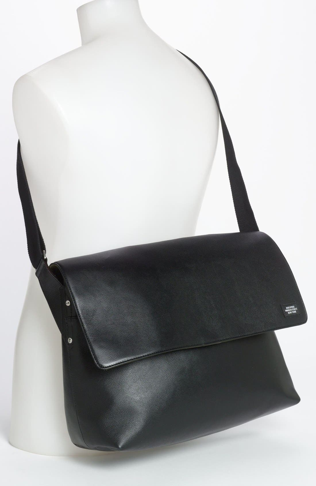 Alternate Image 4  - Jack Spade 'Field' Messenger Bag
