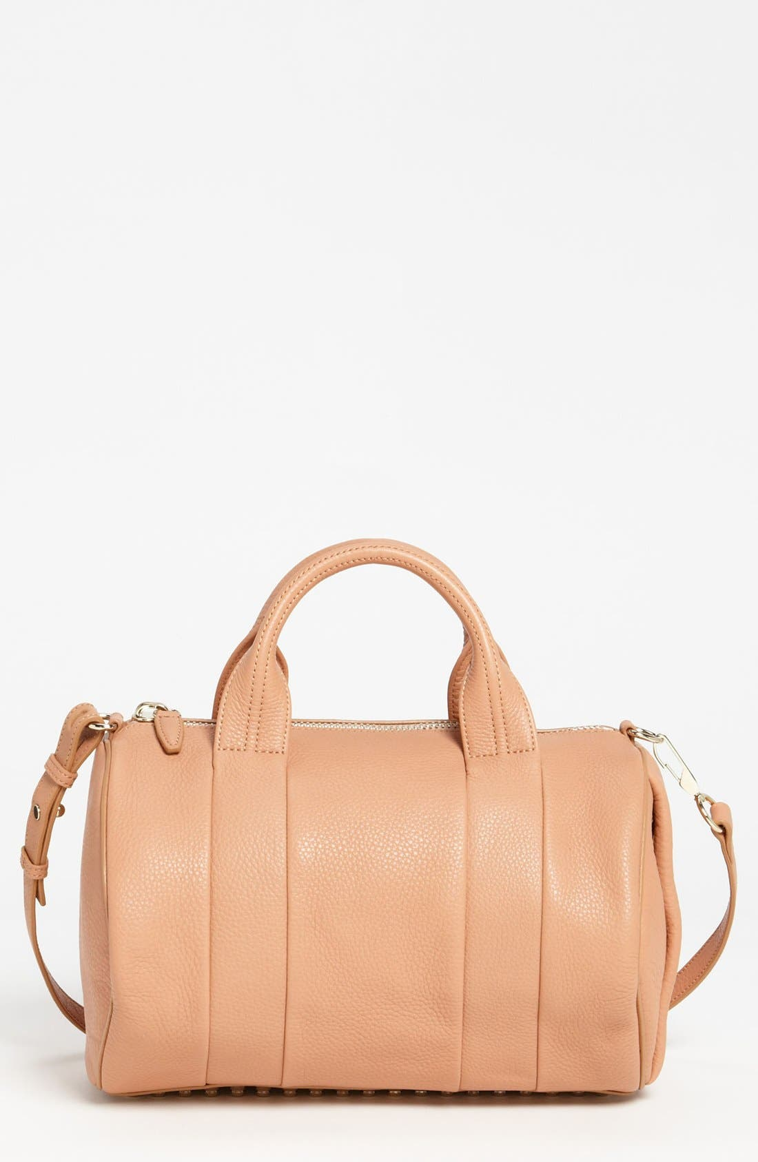 Main Image - Alexander Wang 'Rocco' Leather Satchel