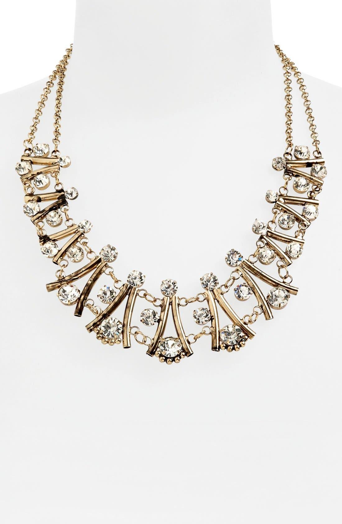 Main Image - Panacea Crystal Collar Necklace
