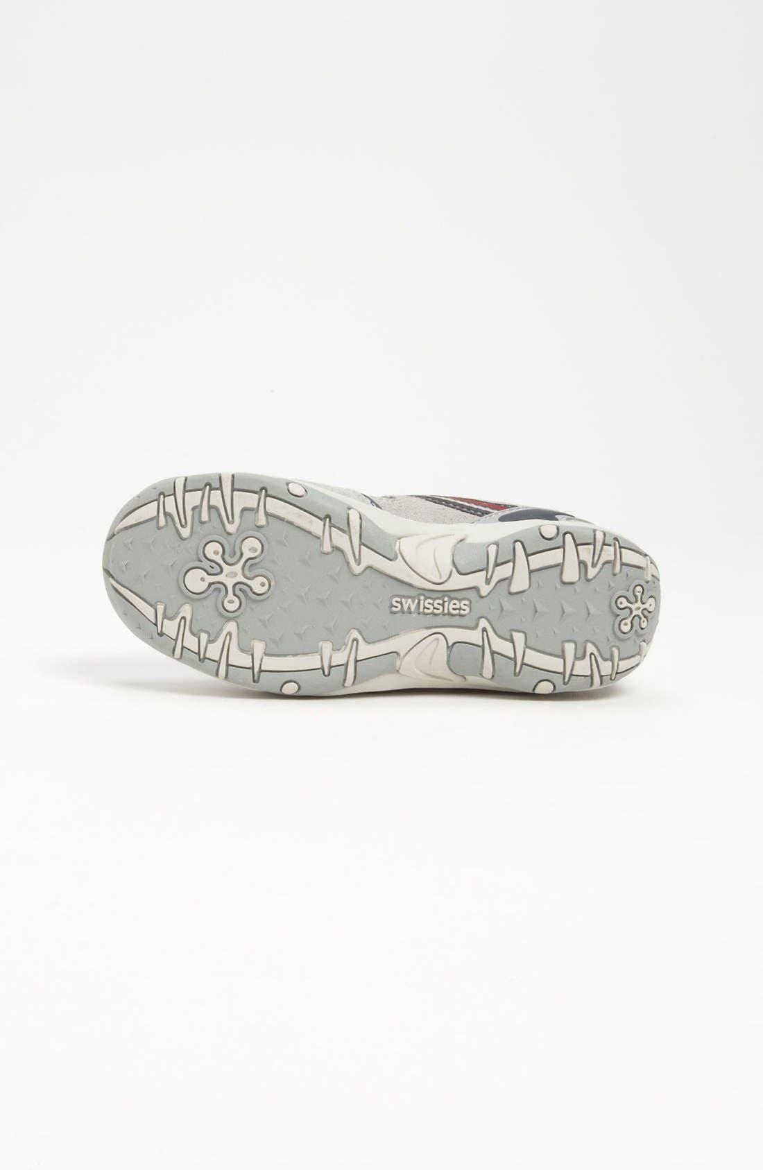 Alternate Image 4  - Swissies 'Terry' Sneaker (Toddler & Little Kid)