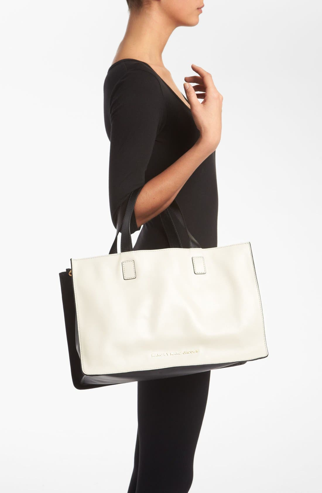 Alternate Image 2  - MARC BY MARC JACOBS 'Top Chicret' Colorblocked Tote