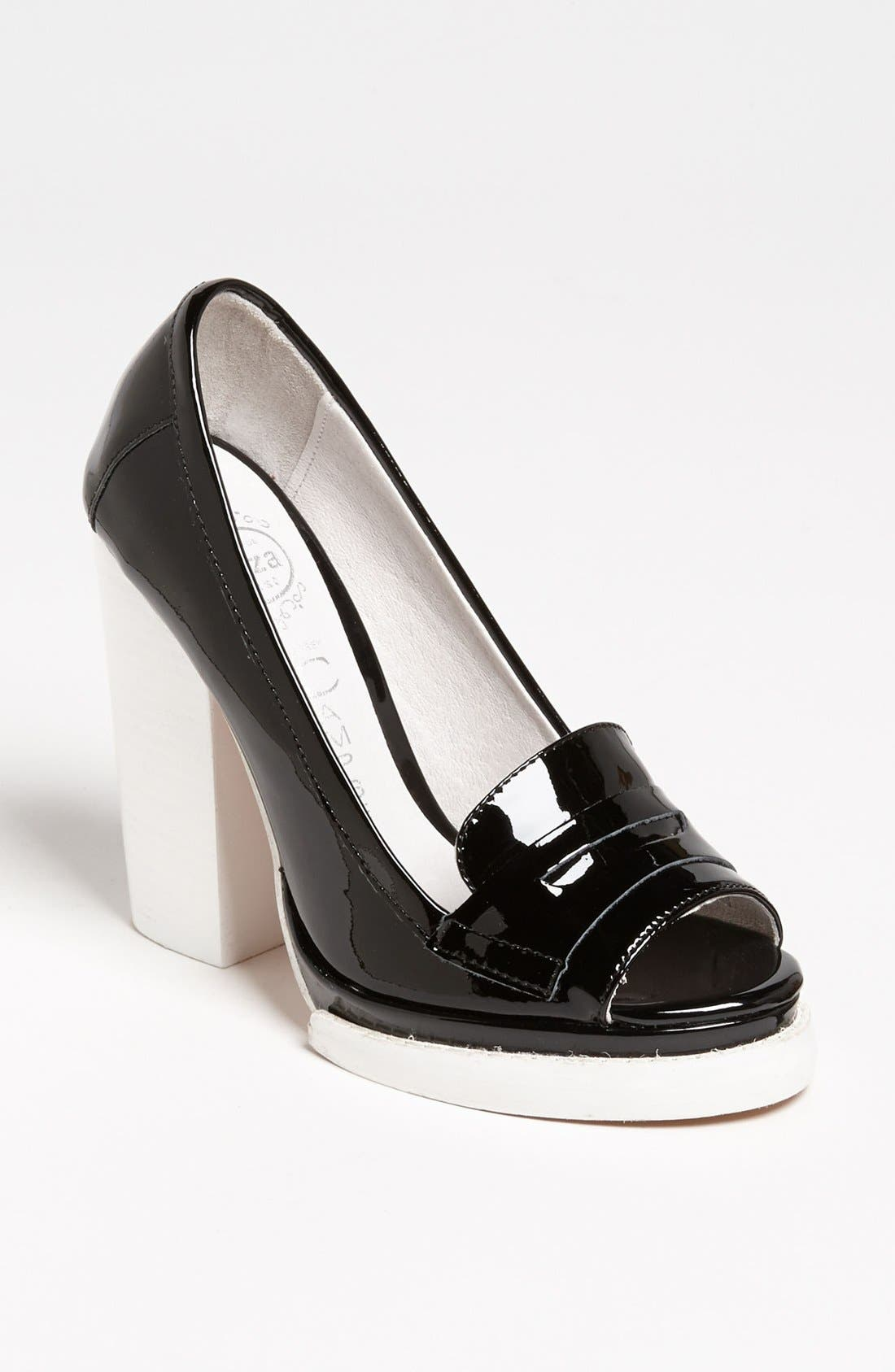 Alternate Image 1 Selected - Jeffrey Campbell 'Crofton' Pump