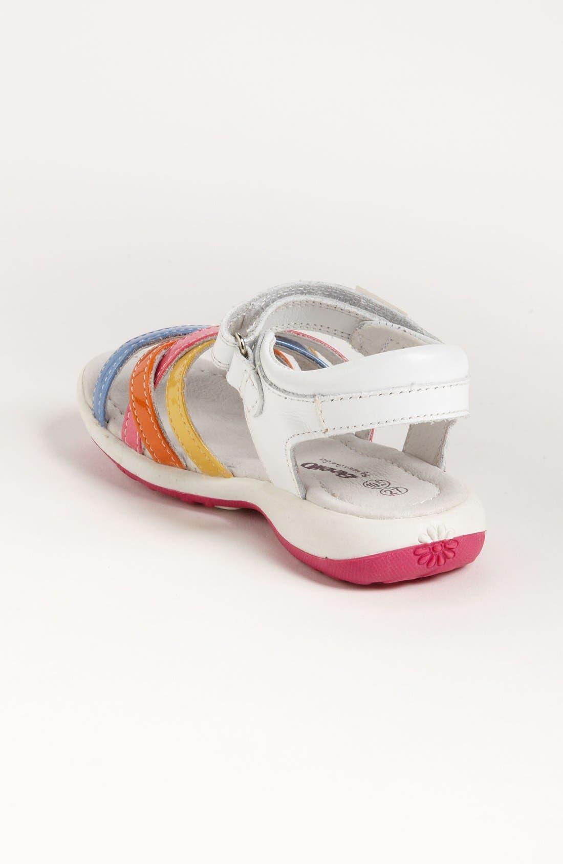 Alternate Image 2  - Beeko 'Julia' Sandal (Toddler)