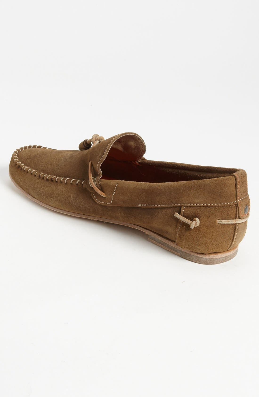 Alternate Image 2  - DIESEL® 'Connect Grahl' Moccasin