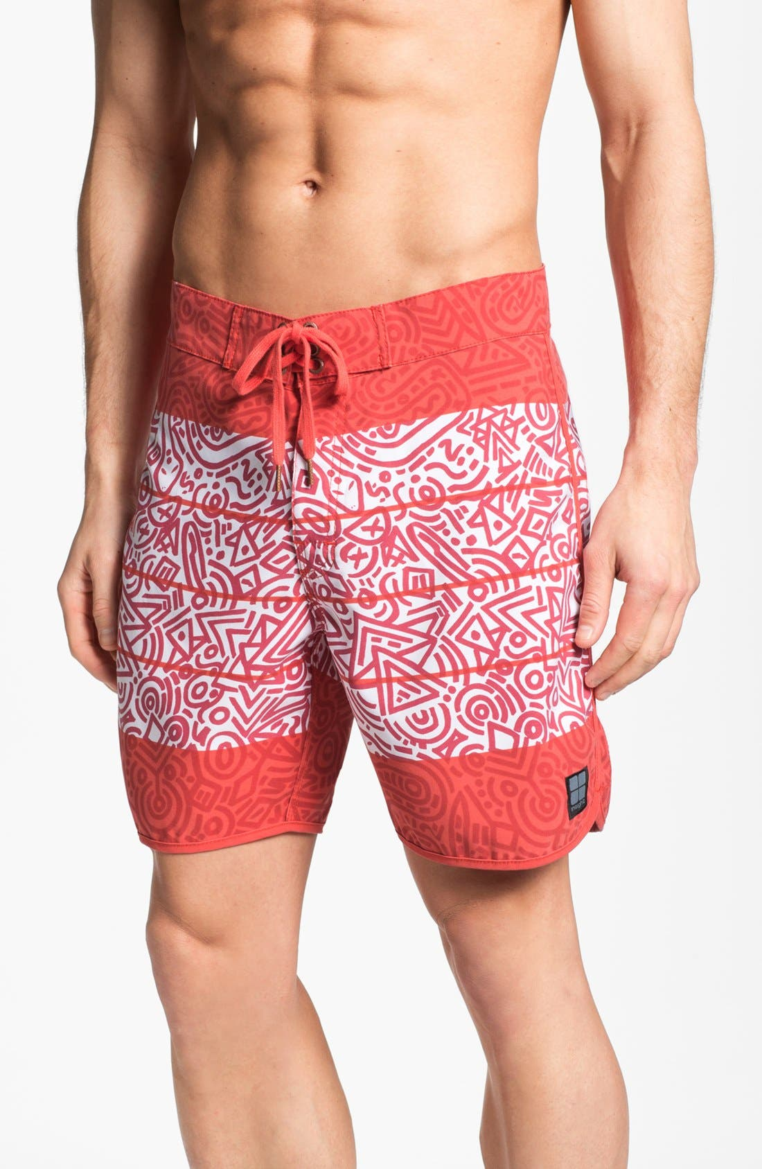 Alternate Image 1 Selected - Insight 'Social Distortion' Board Shorts
