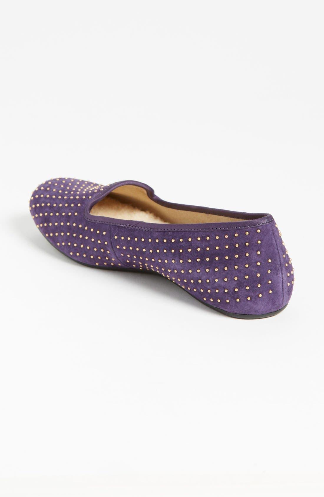 Alternate Image 2  - UGG® Australia 'Alloway' Studded Flat (Women)