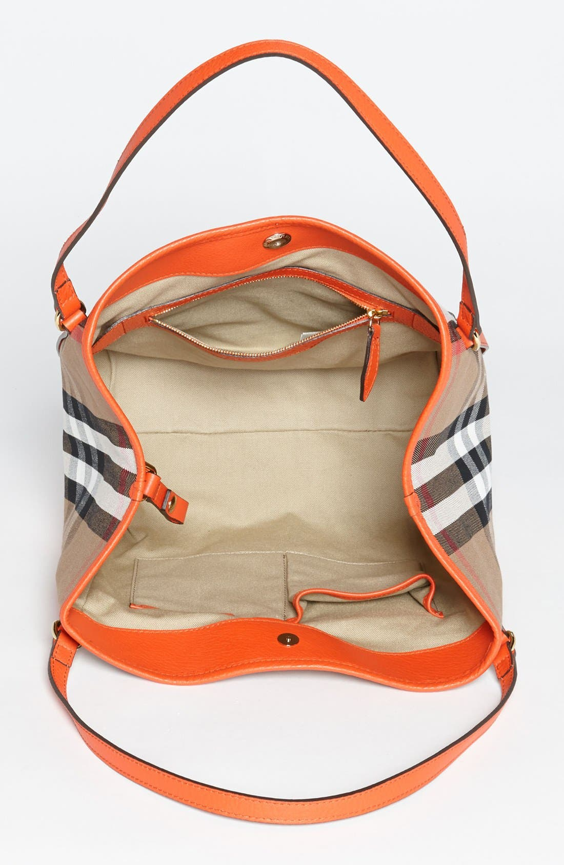 Alternate Image 3  - Burberry 'House Check - Small' Tote