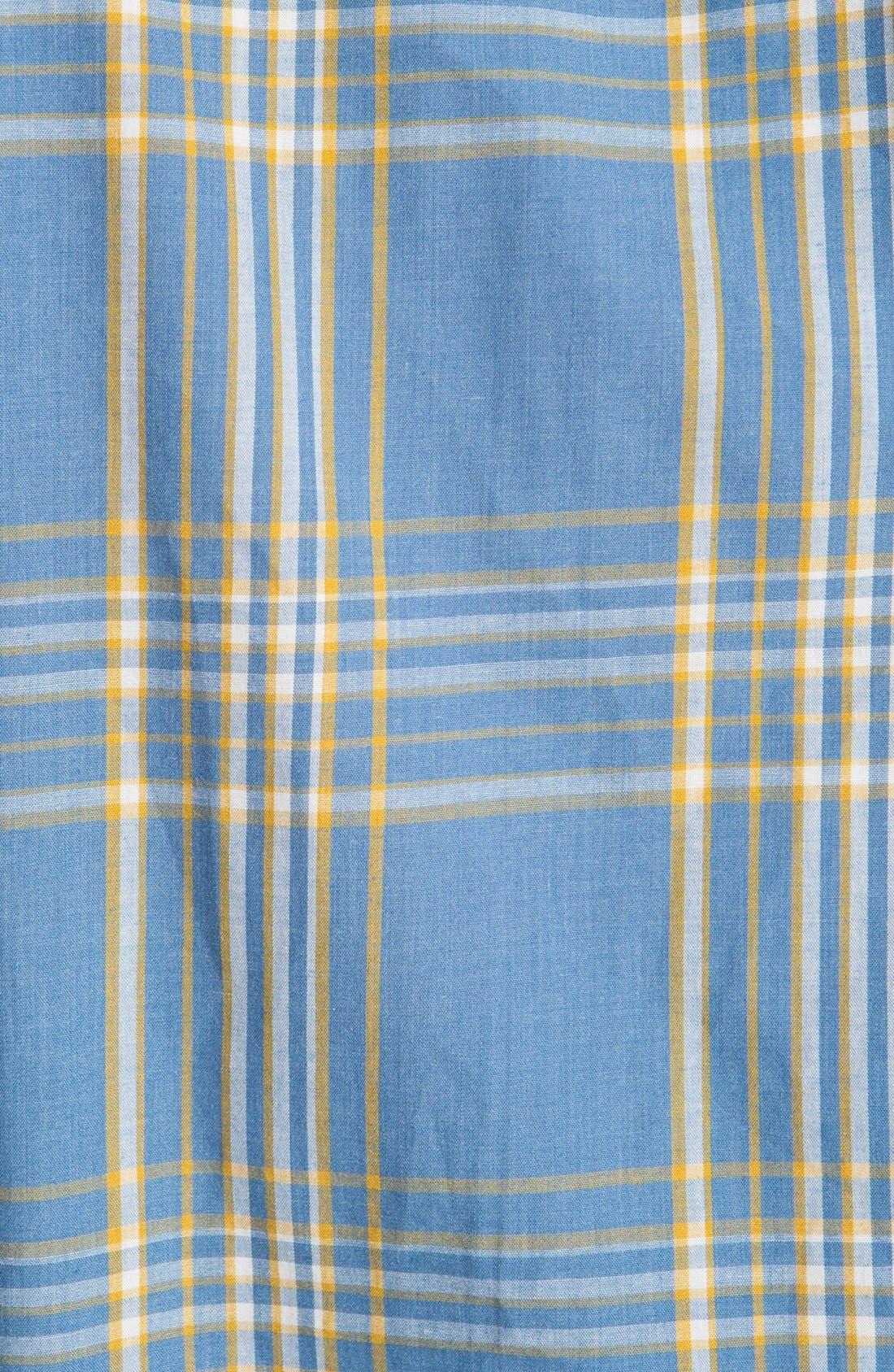 Alternate Image 3  - Volcom 'Why Factor' Plaid Woven Shirt