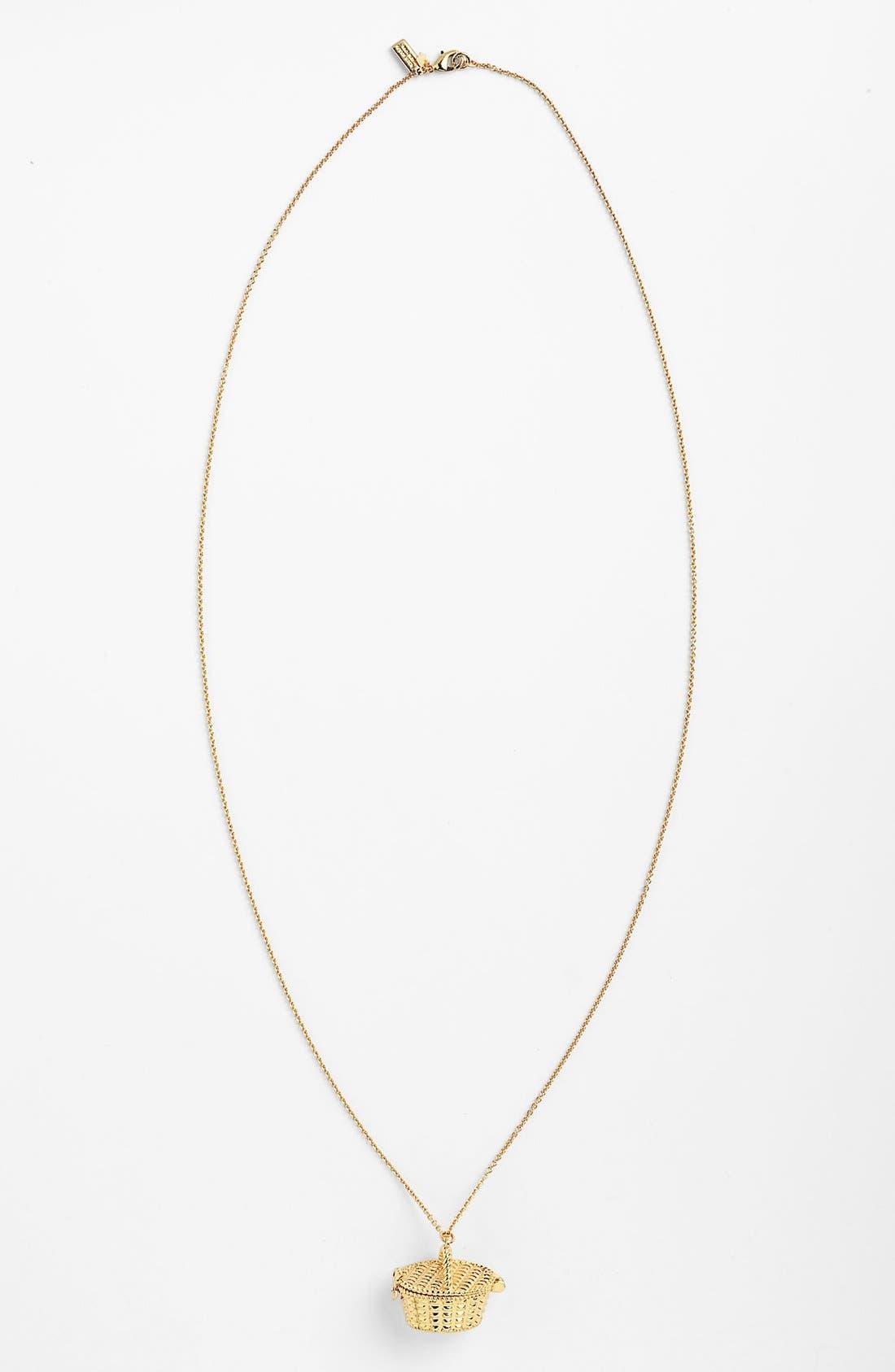 Main Image - kate spade new york long pendant necklace