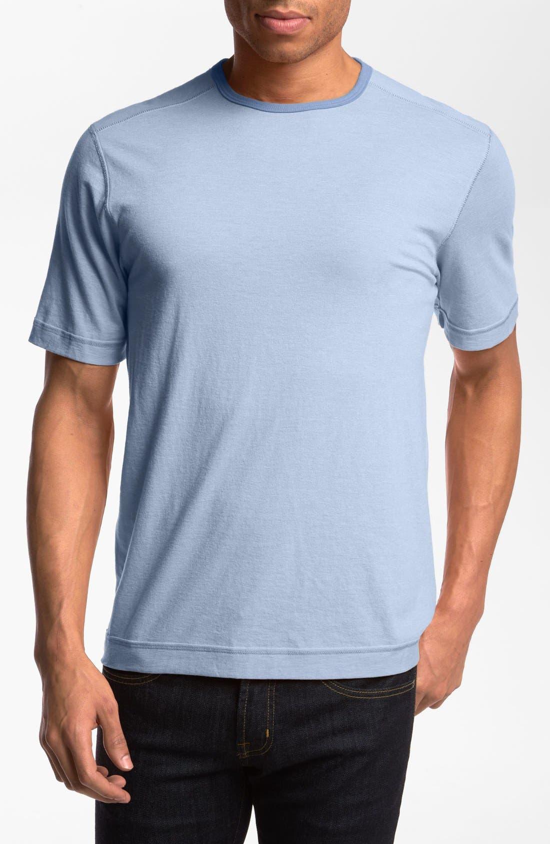 Alternate Image 1 Selected - Tommy Bahama Denim 'Porta Ringer' Island Modern Fit T-Shirt