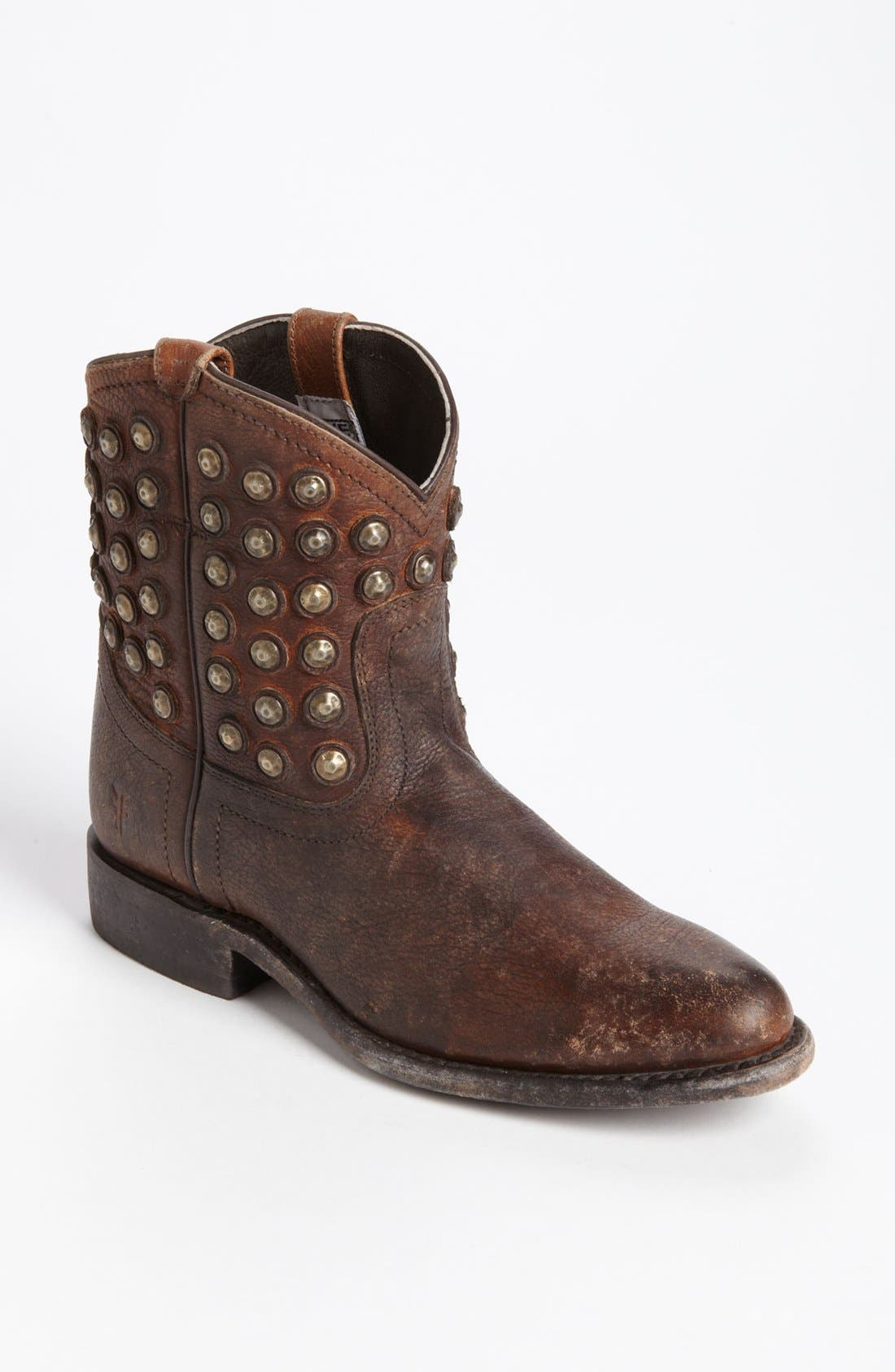 Main Image - Frye 'Wyatt Disc' Short Boot