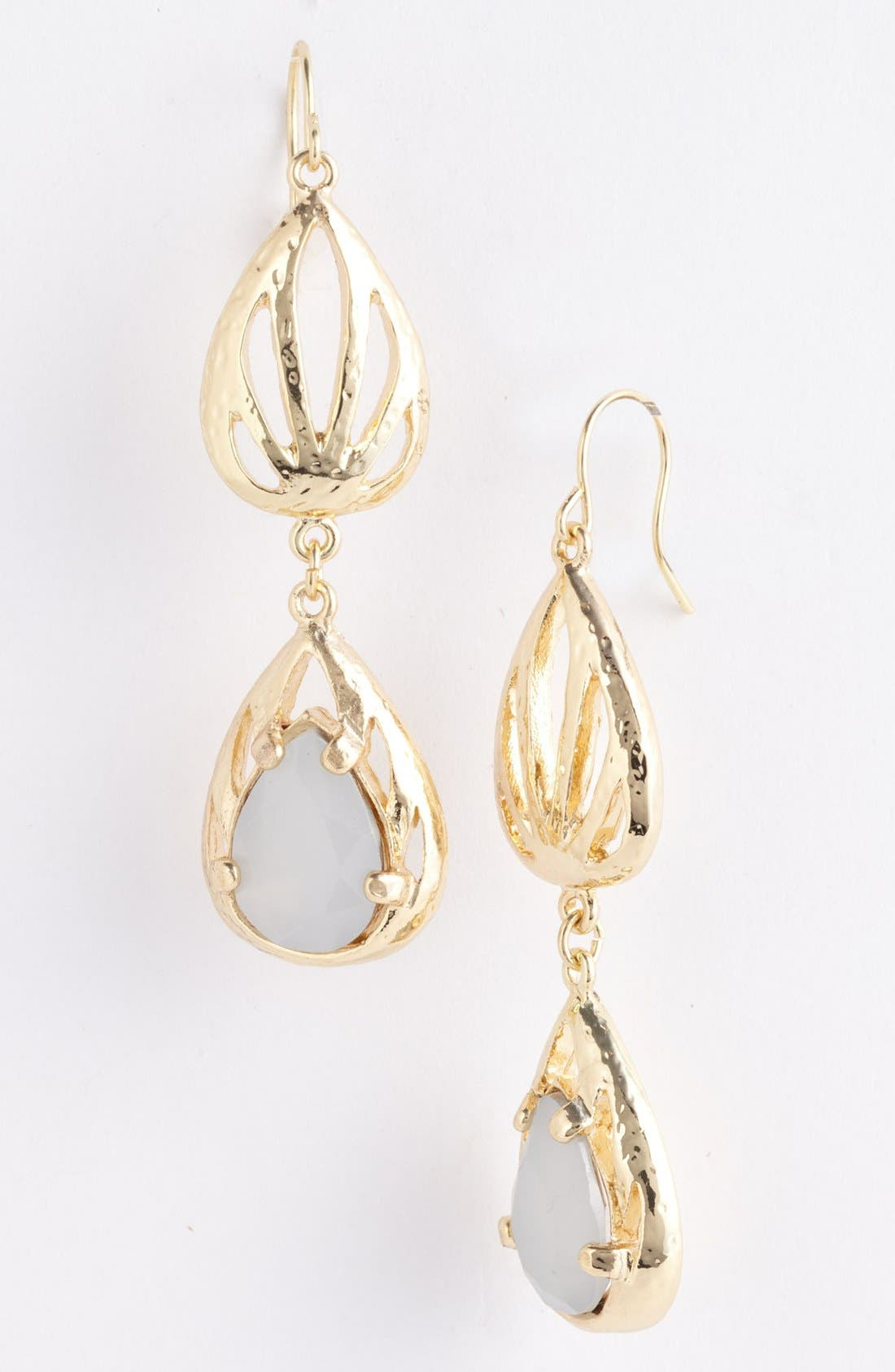 Alternate Image 1 Selected - Nordstrom 'Picasso' Drop Earrings