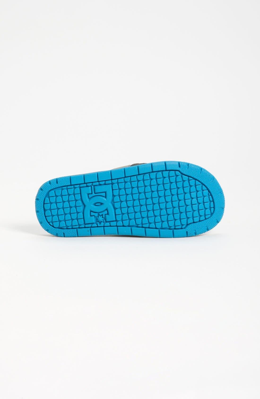 Alternate Image 4  - DC Shoes 'Cabo' Flip Flop (Toddler, Little Kid & Big Kid)