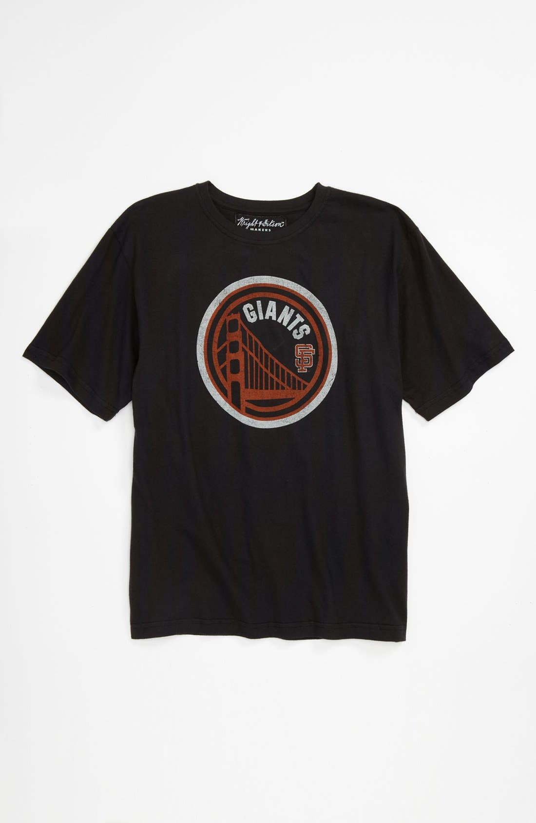Wright & Ditson 'San Francisco Giants' T-Shirt (Little Boys & Big Boys)