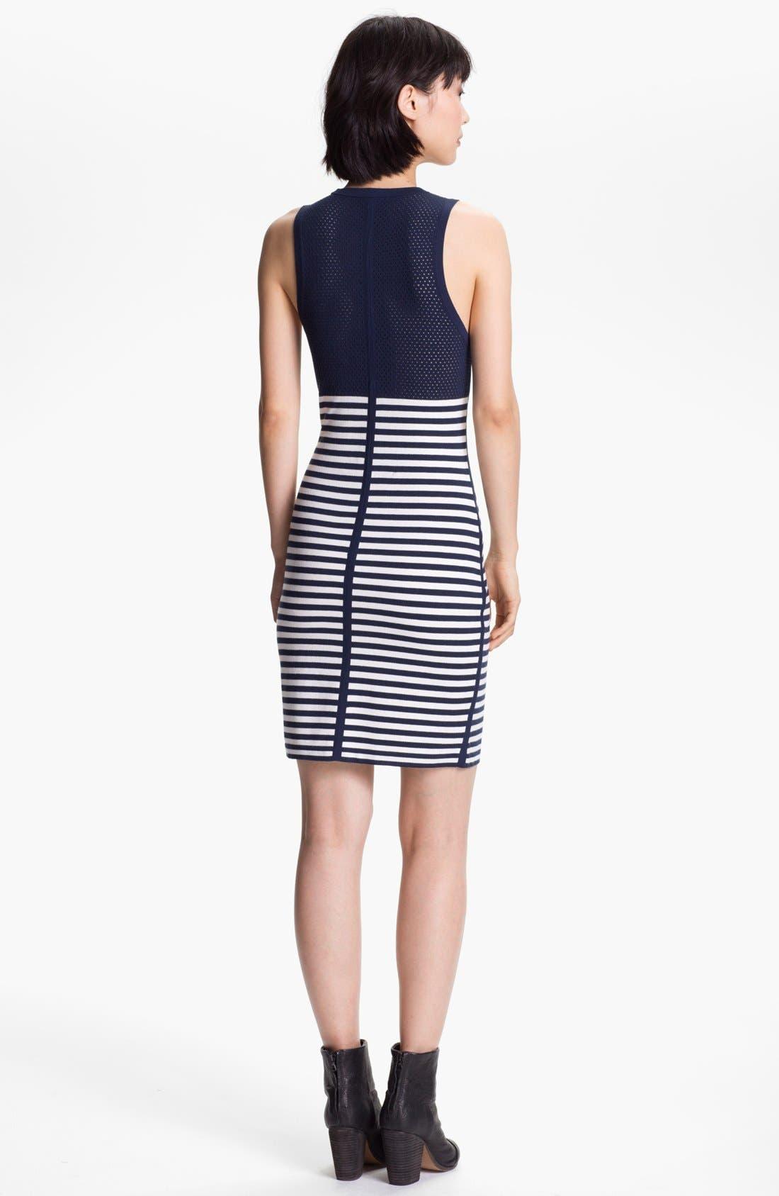 Alternate Image 2  - rag & bone 'Giselle' Stripe Dress