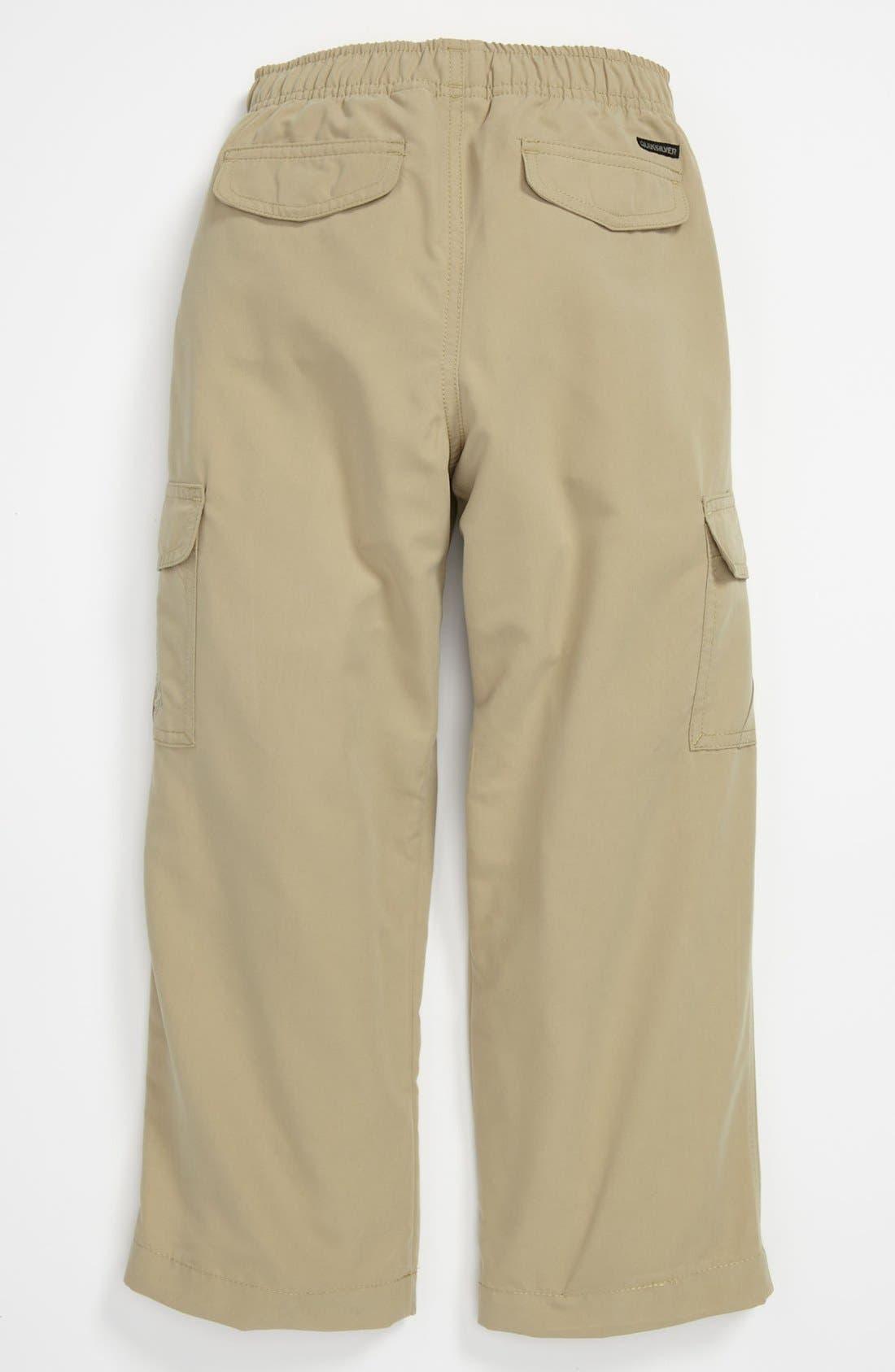 Alternate Image 2  - Quiksilver 'Kamotion' Pants (Little Boys)