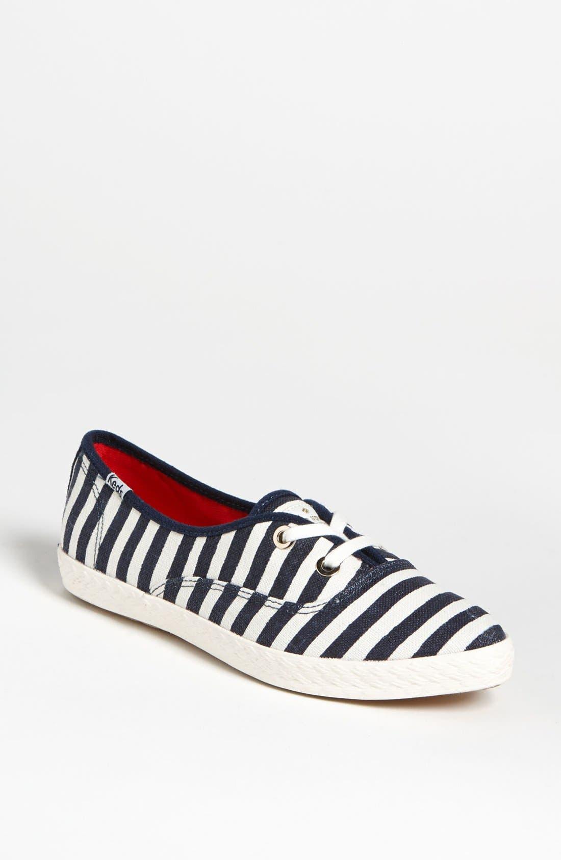 Alternate Image 1 Selected - Keds® for kate spade new york 'pointer' sneaker