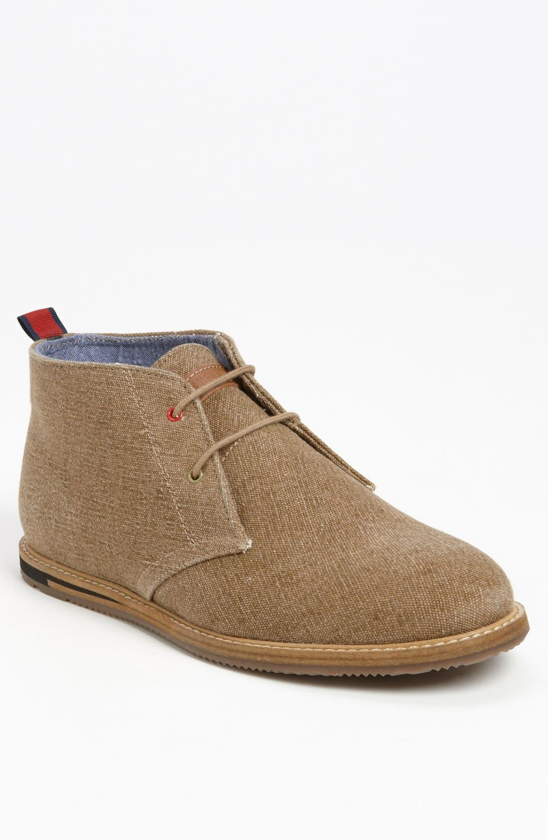 Main Image - Ben Sherman 'Aberdeen' Canvas Chukka Boot