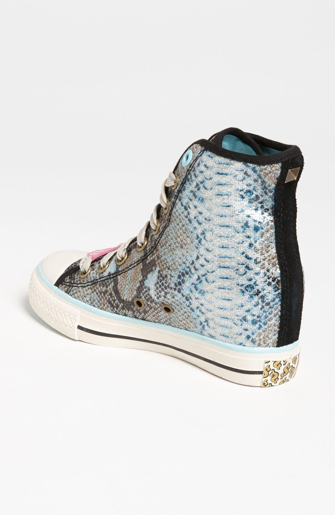 Alternate Image 2  - SKECHERS 'Daddy's Money - Gimme' Wedge Sneaker