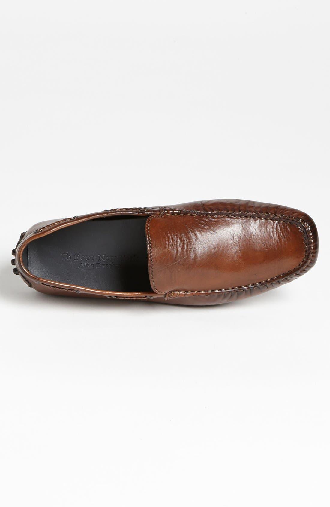 Alternate Image 3  - To Boot New York 'Trumball' Driving Shoe