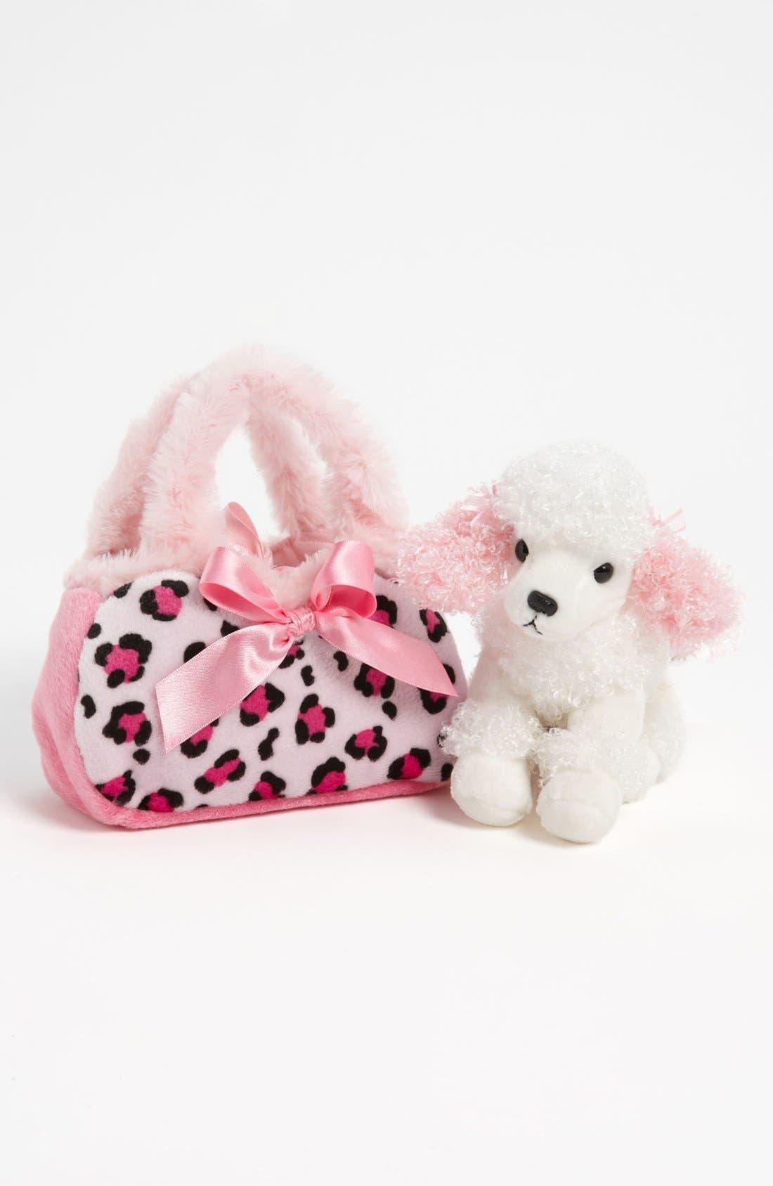 Alternate Image 2  - Aurora World Toys 'Fancy Pals™ - Pretty Poodle' Puppy Purse