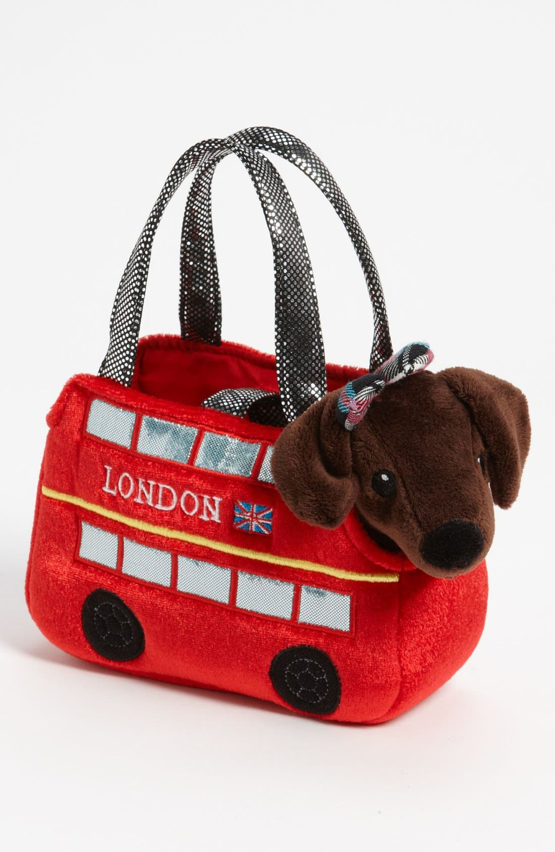 Main Image - Aurora World Toys 'Fancy Pals™ - Roxie the Doxie' Puppy Purse