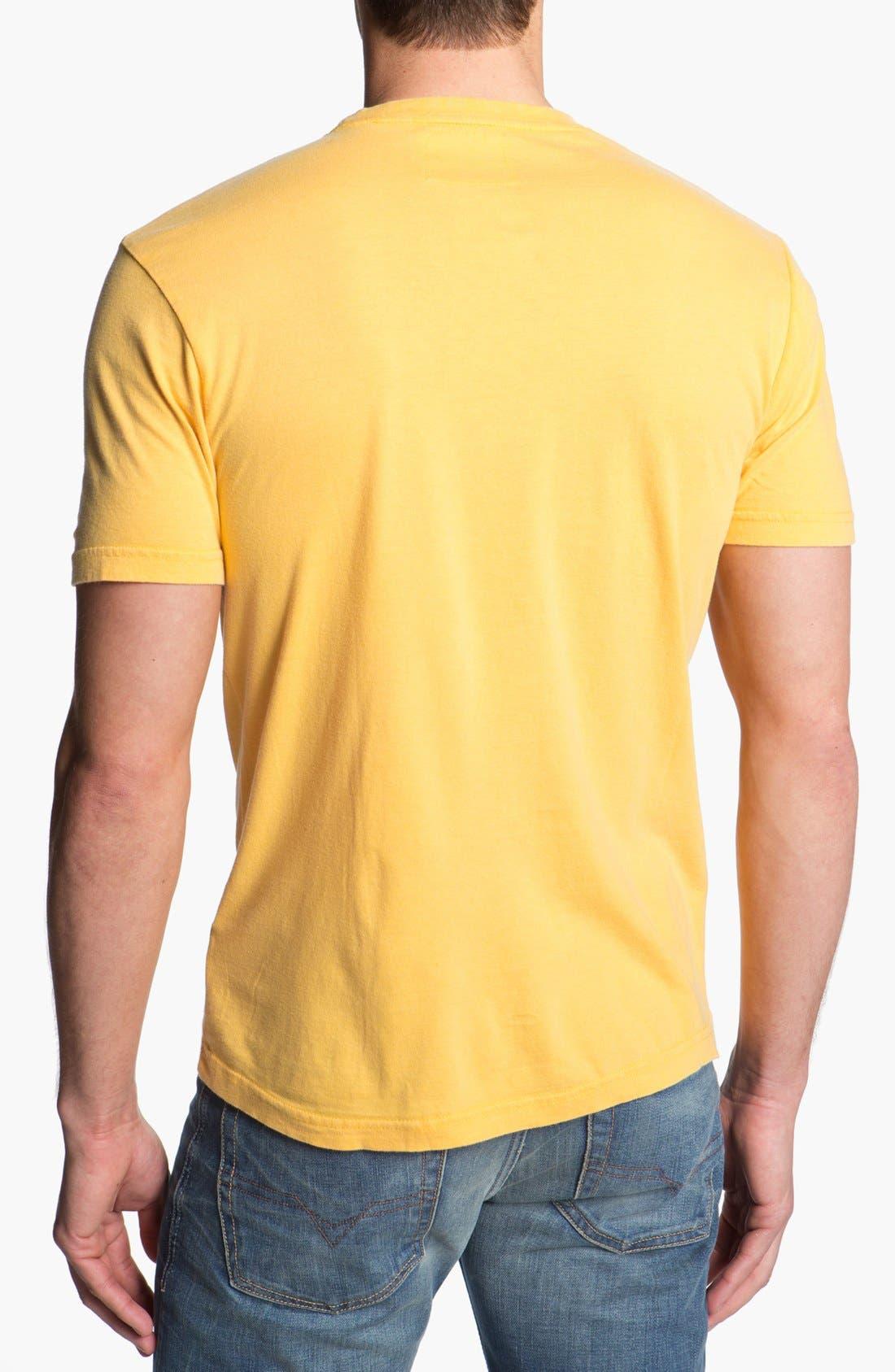 Alternate Image 2  - Red Jacket 'Fishing - Brass Tacks' T-Shirt