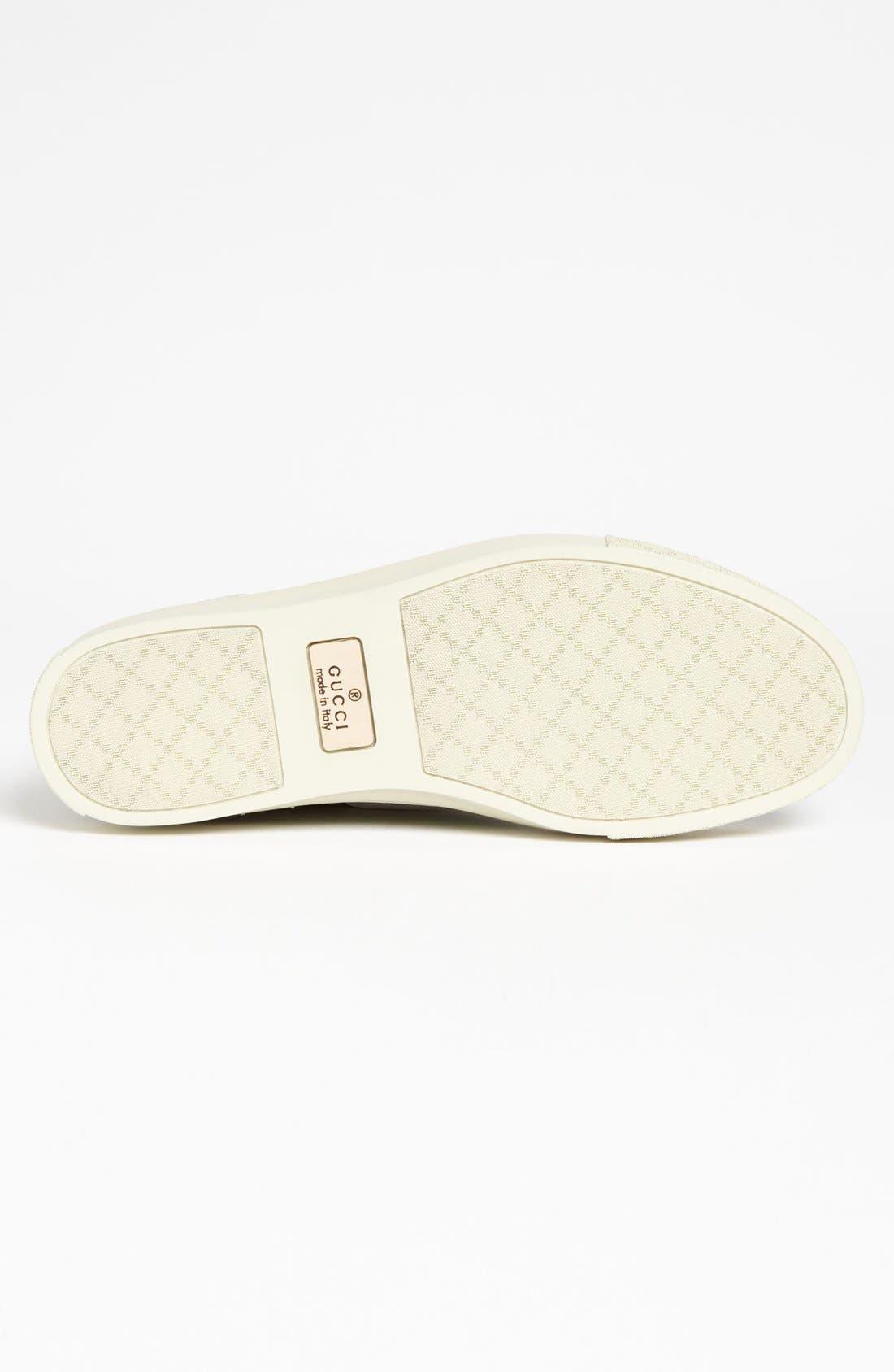 Alternate Image 4  - Gucci 'Brussel Mid' Sneaker