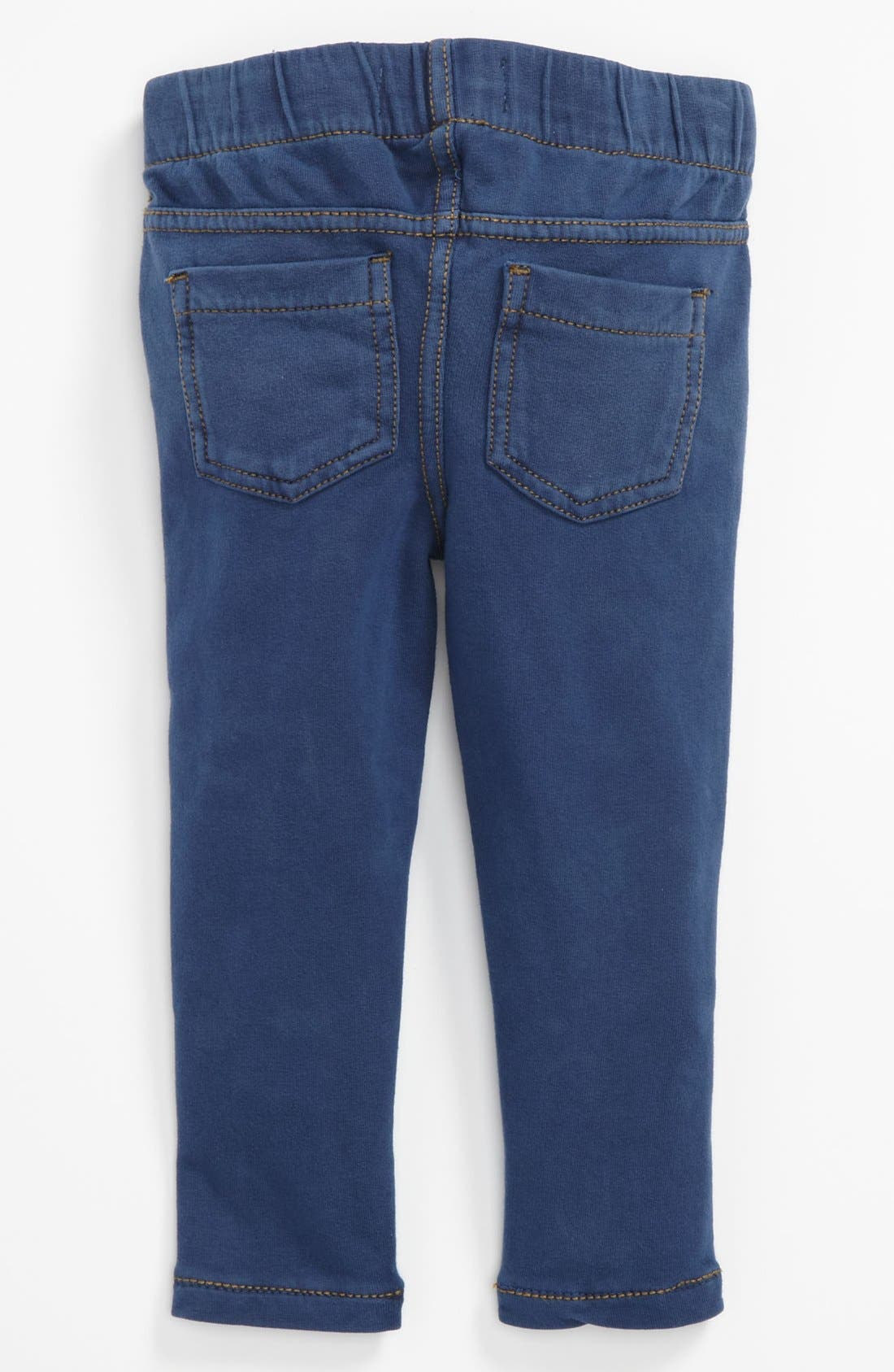 Main Image - Tucker + Tate 'Sadie' Denim Jeggings (Baby Girls)