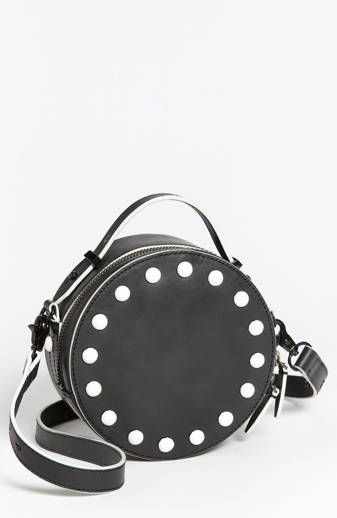 Alternate Image 1 Selected - Loeffler Randall 'Circle' Leather Crossbody Bag, Small