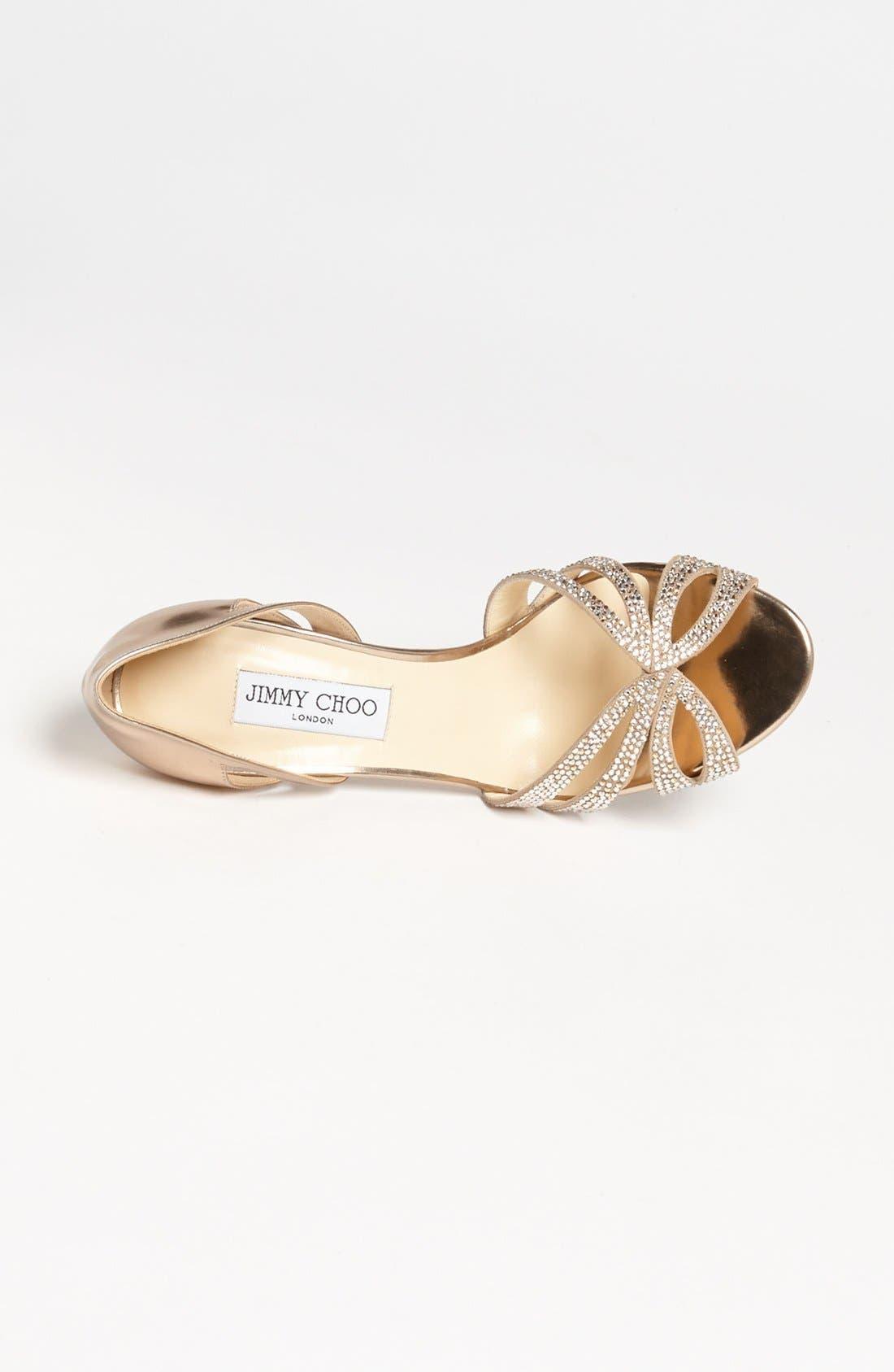 Alternate Image 3  - Jimmy Choo 'Bauble d'Orsay' Sandal
