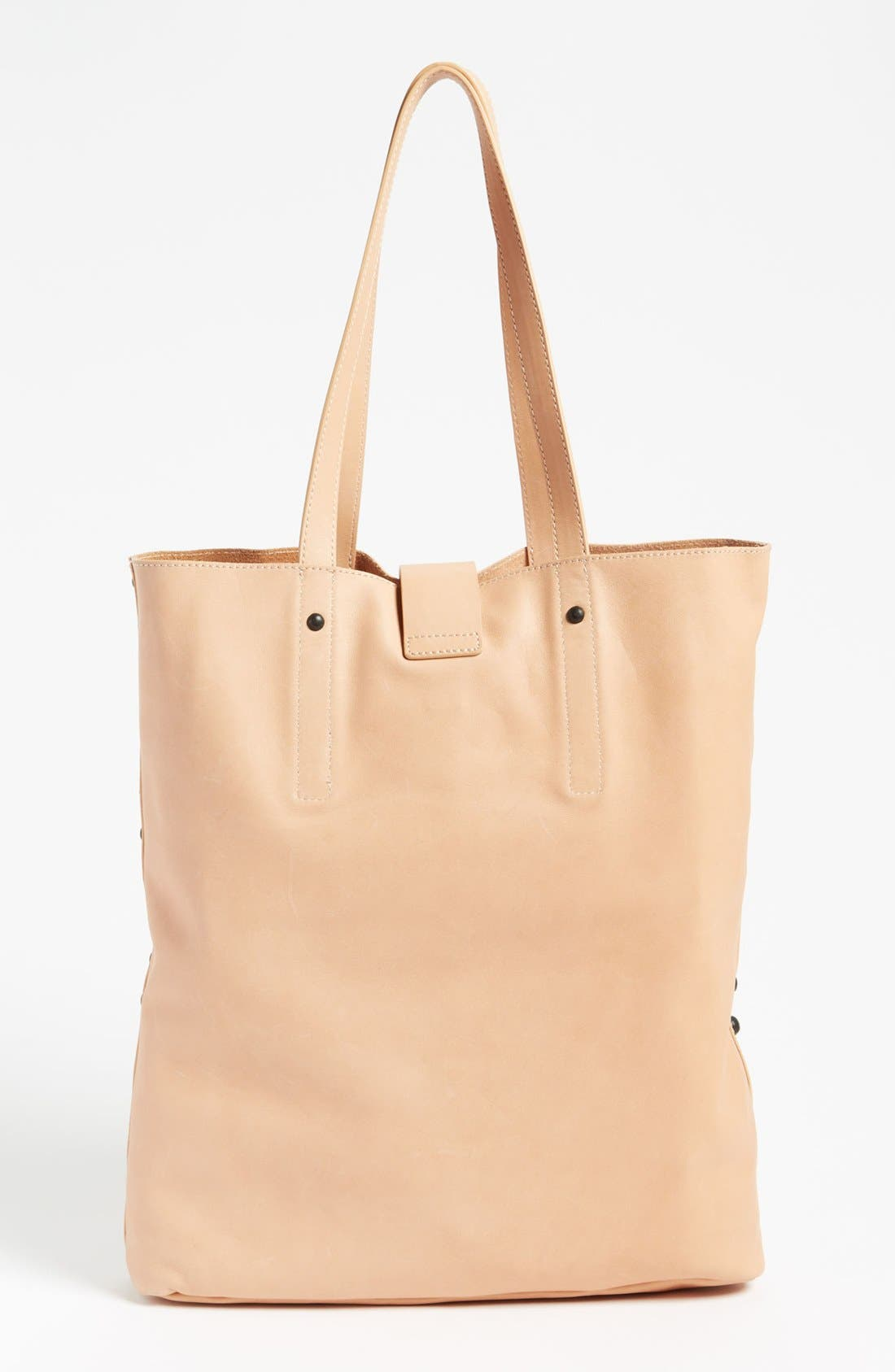 Alternate Image 4  - Loeffler Randall 'Locker' Leather Tote, Large