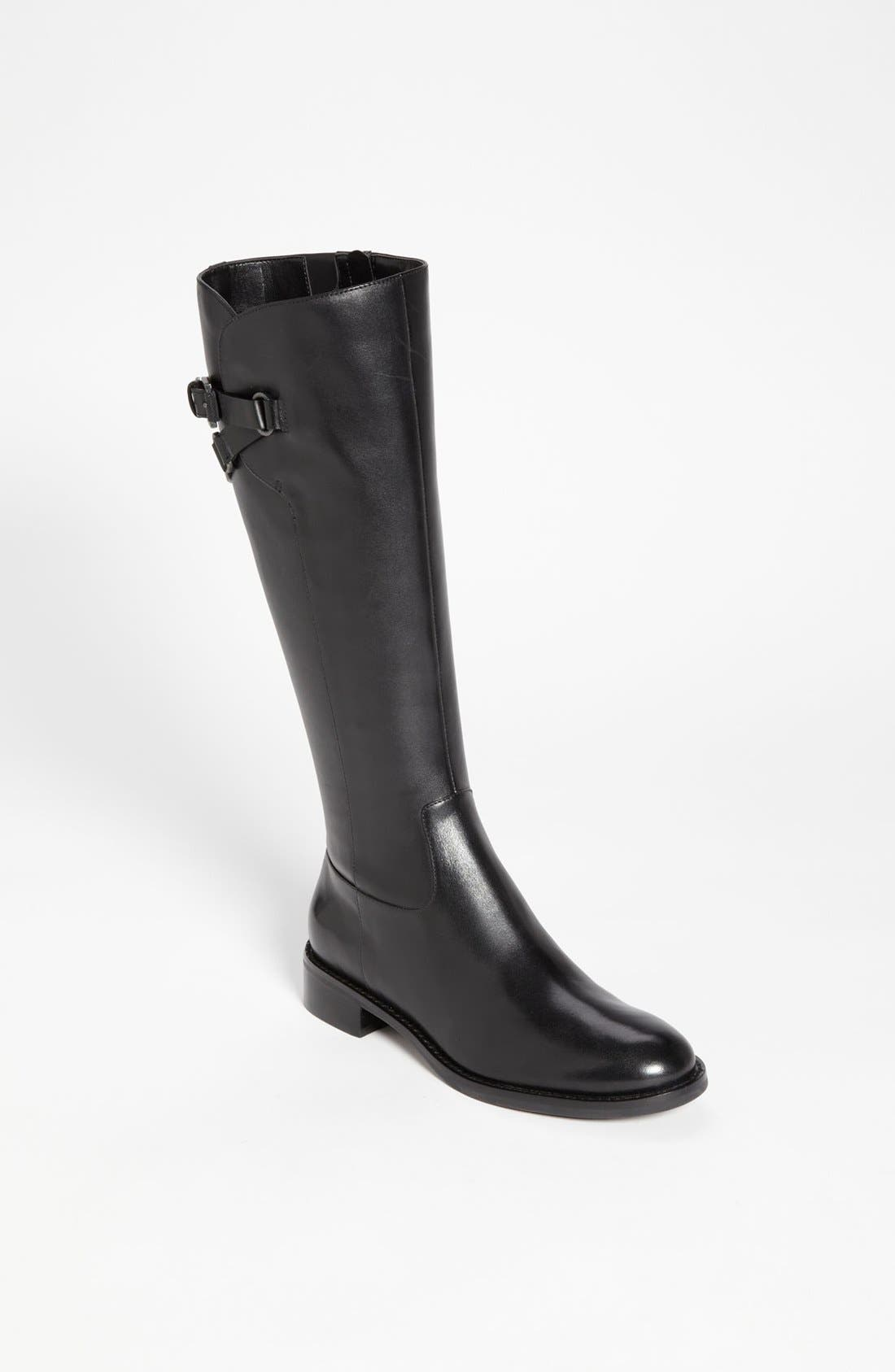 Alternate Image 1 Selected - ECCO 'Hobart Tall Strap' Boot