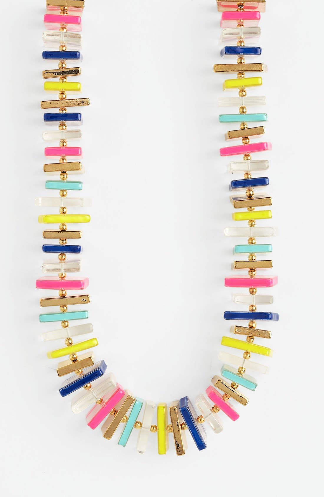 Alternate Image 1 Selected - kate spade new york 'flats' bib necklace