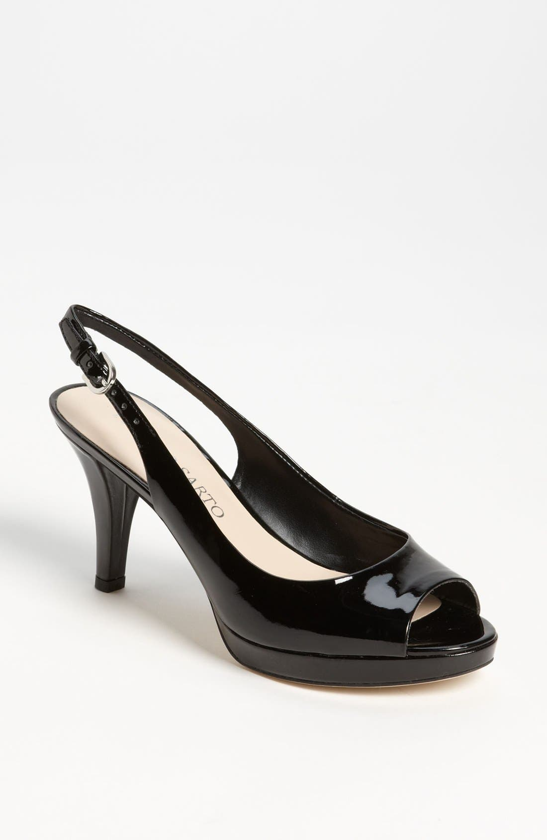 Alternate Image 1 Selected - Franco Sarto 'Prance' Peep Toe Pump