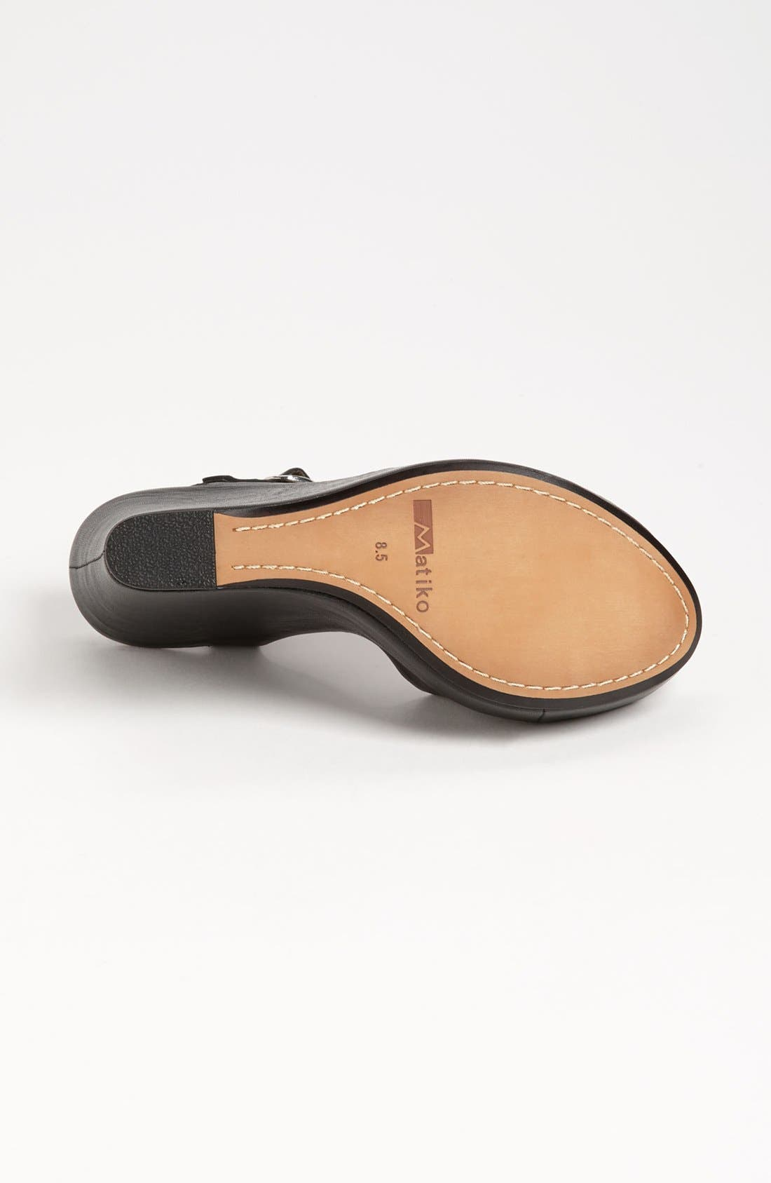 Alternate Image 4  - Matiko 'Lynn' Wedge Sandal