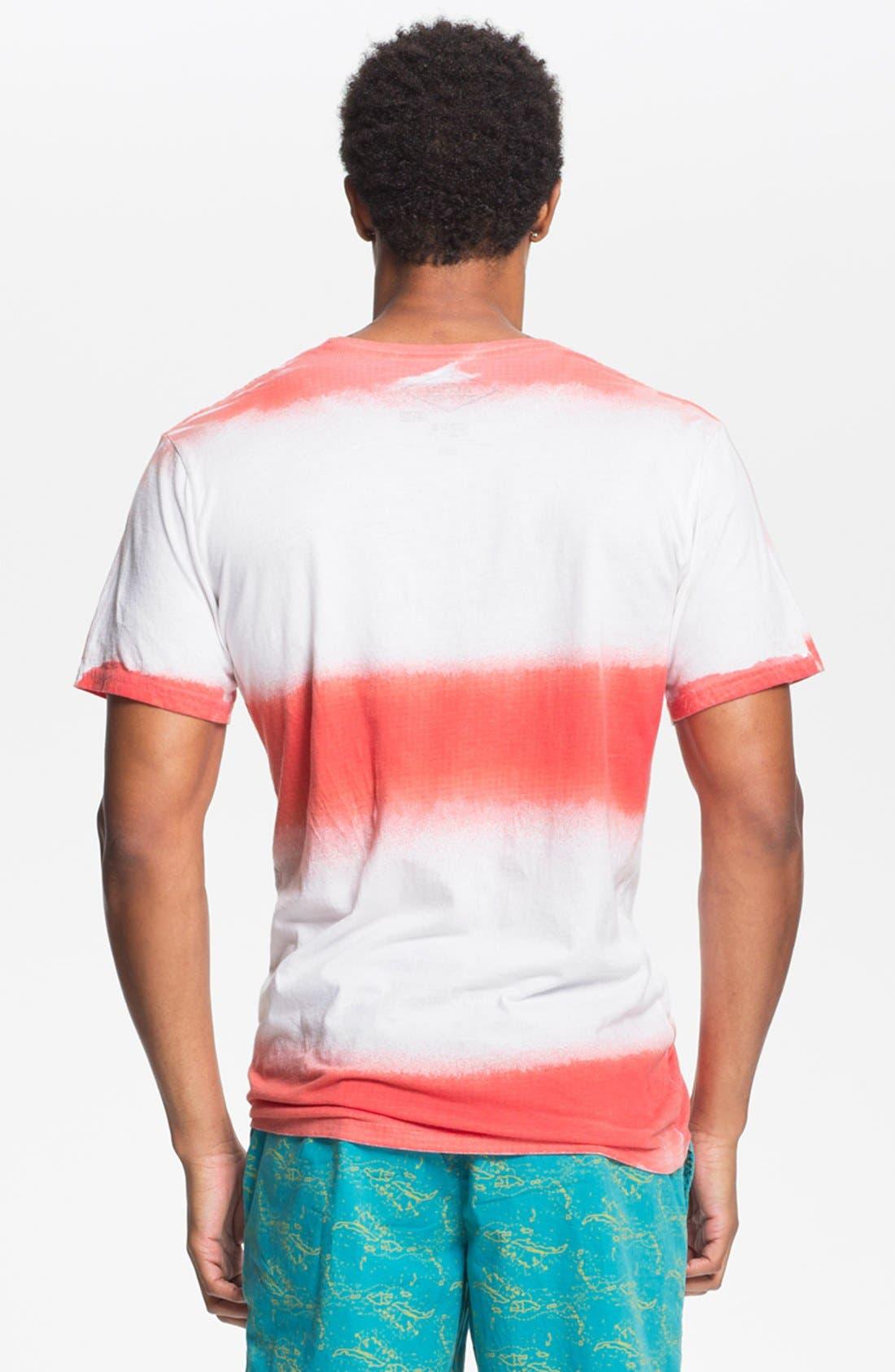 Alternate Image 2  - Altru 'Life®' Dip Dye T-Shirt