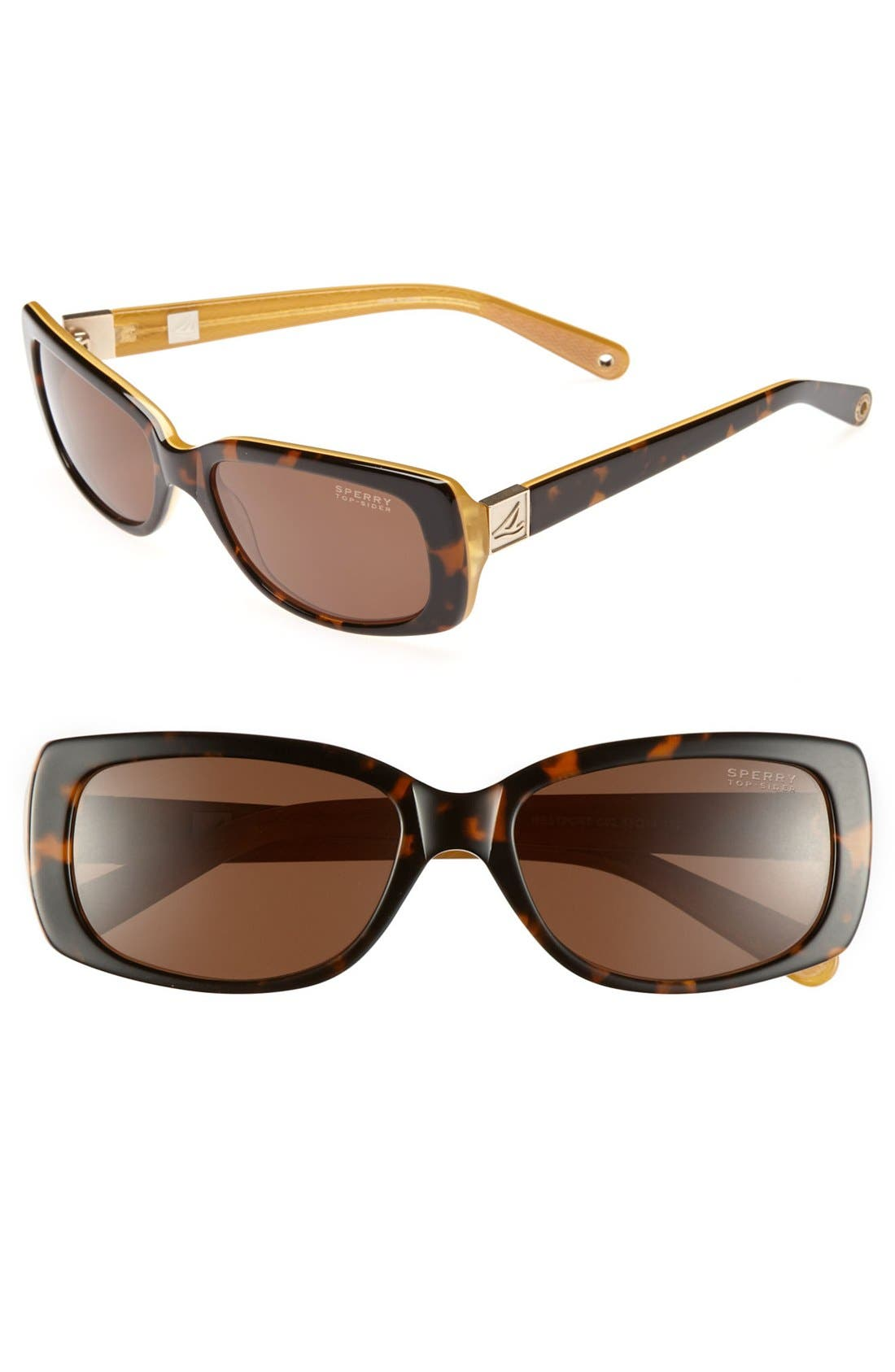 Alternate Image 1 Selected - Sperry Top-Sider® 'Westport' 55mm Sunglasses (Online Only)