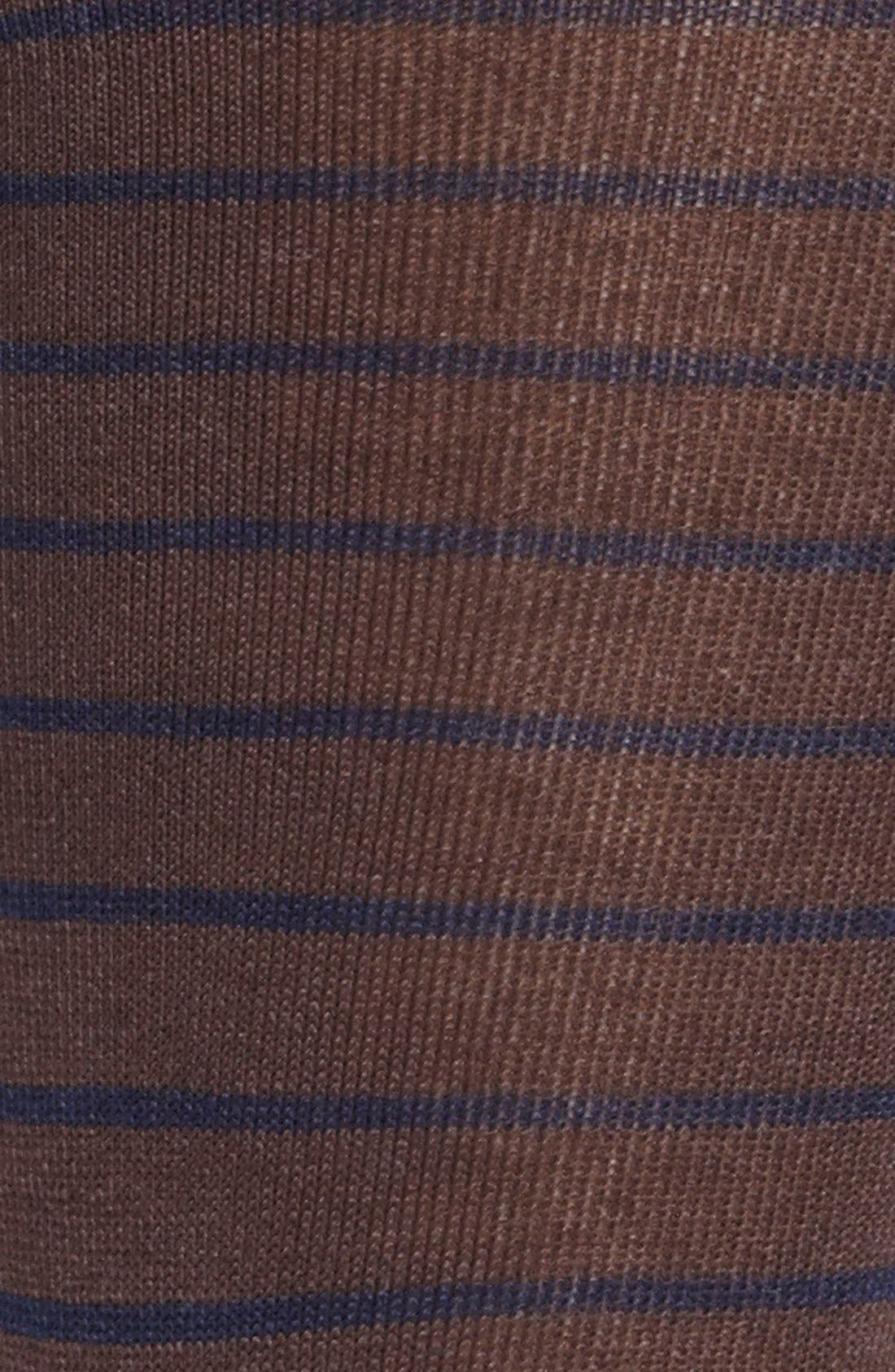 Alternate Image 2  - Polo Ralph Lauren Stripe Socks