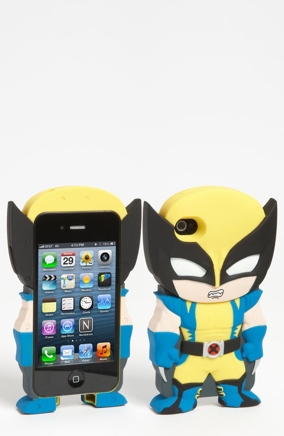 Main Image - Marvel 'Chara-Cover - Wolverine®' iPhone Case