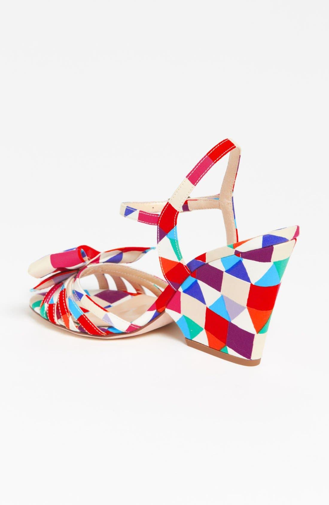 Alternate Image 2  - kate spade new york 'salem' wedge sandal