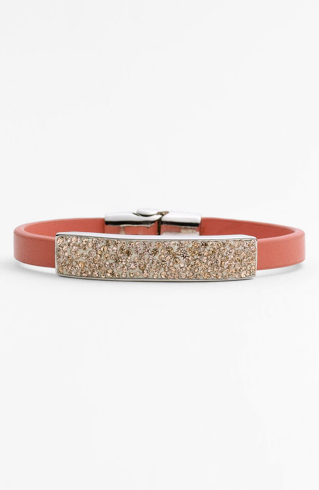 Alternate Image 1 Selected - Jessica Simpson 'Wild Side' Bracelet