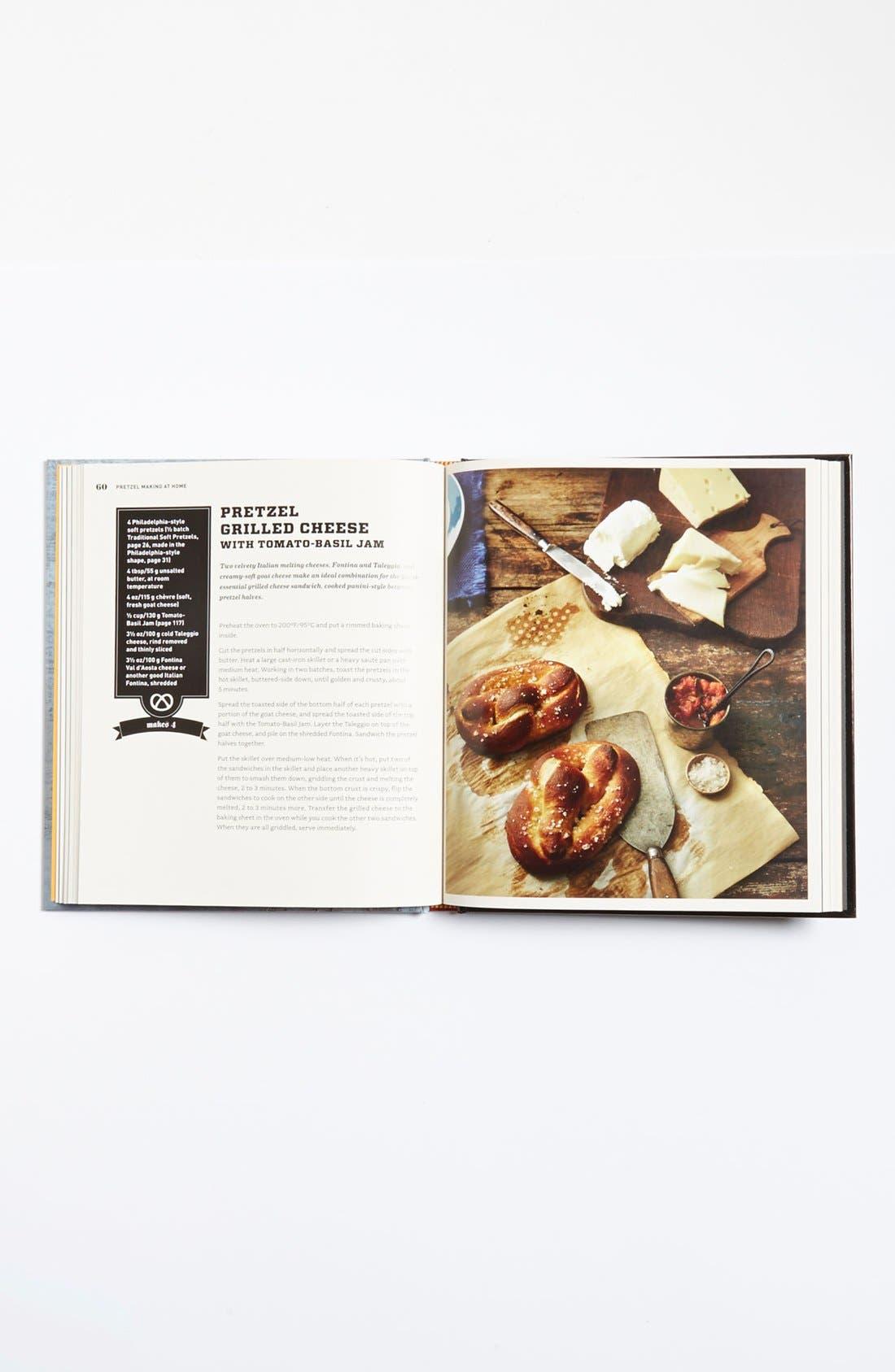 Alternate Image 2  - 'Pretzel Making at Home' Cookbook