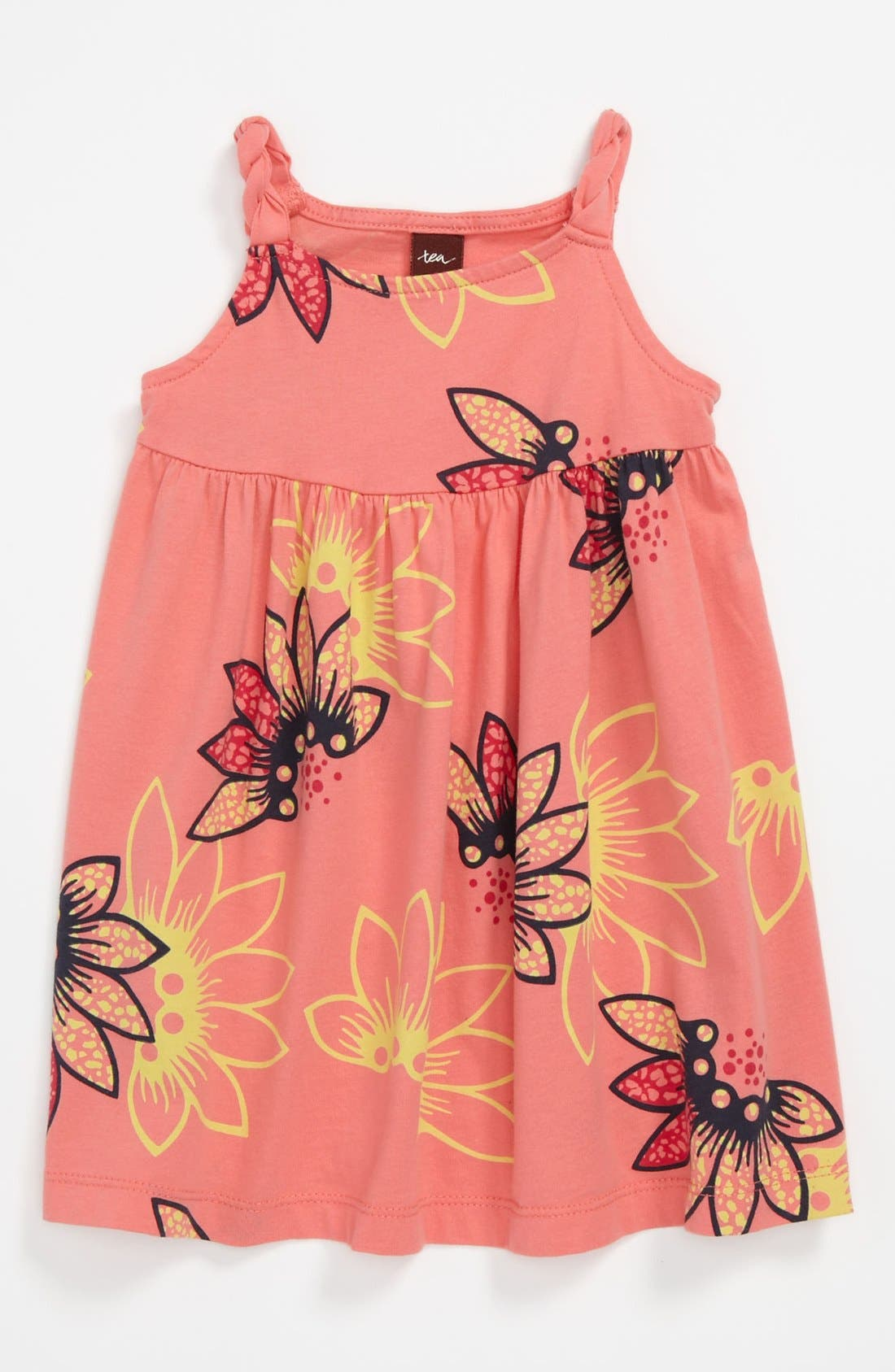 Alternate Image 1 Selected - Tea Collection 'Tidepool' Dress (Baby)