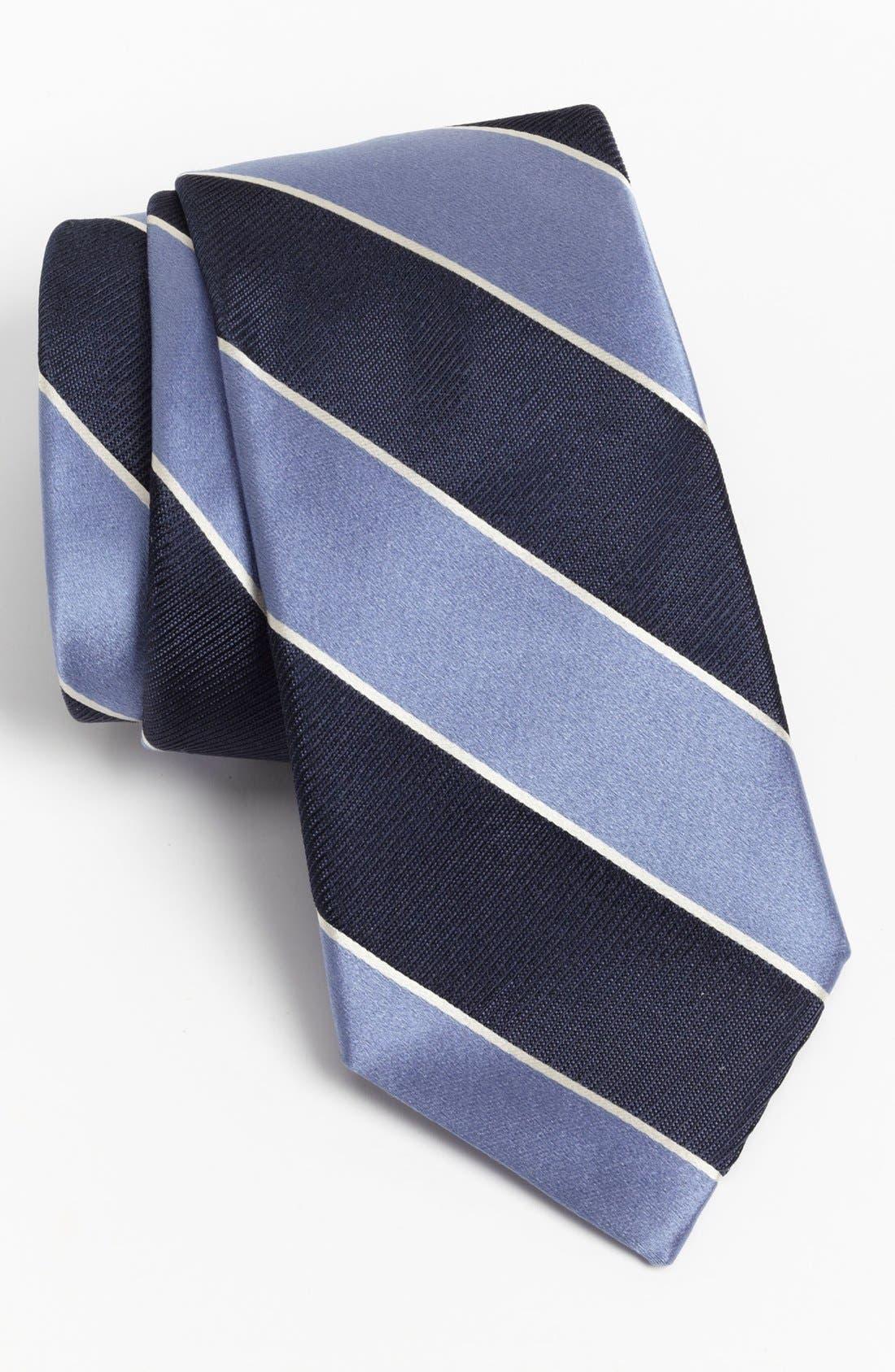 Main Image - Valentino Woven Silk Tie
