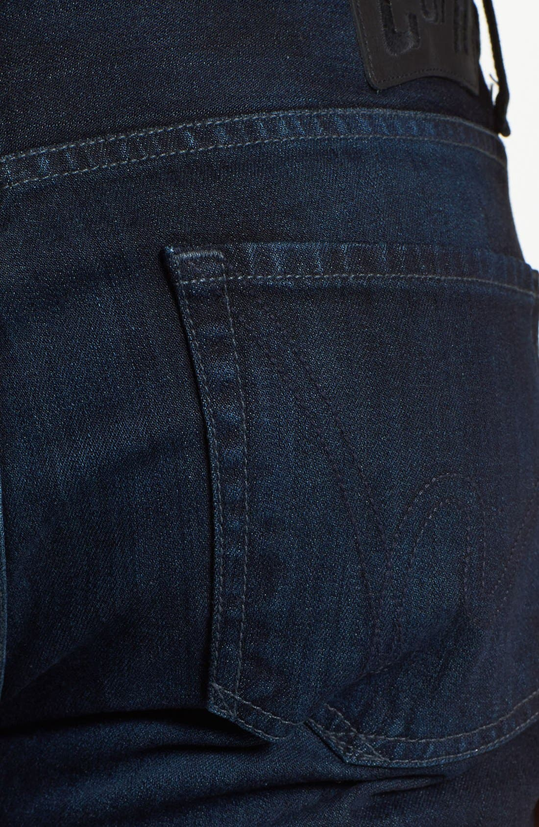 Alternate Image 4  - Citizens of Humanity 'Sid' Straight Leg Jeans (Lawson)