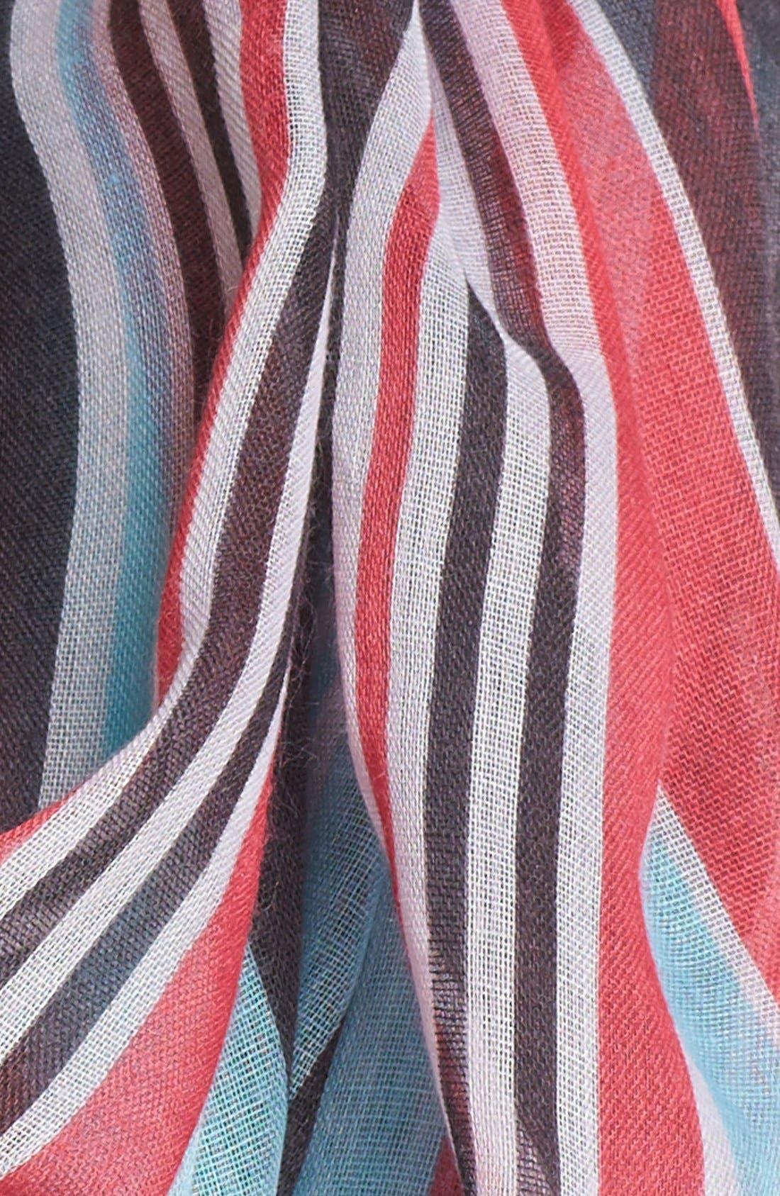 Alternate Image 2  - Tasha 'Stripe It Rich' Infinity Scarf