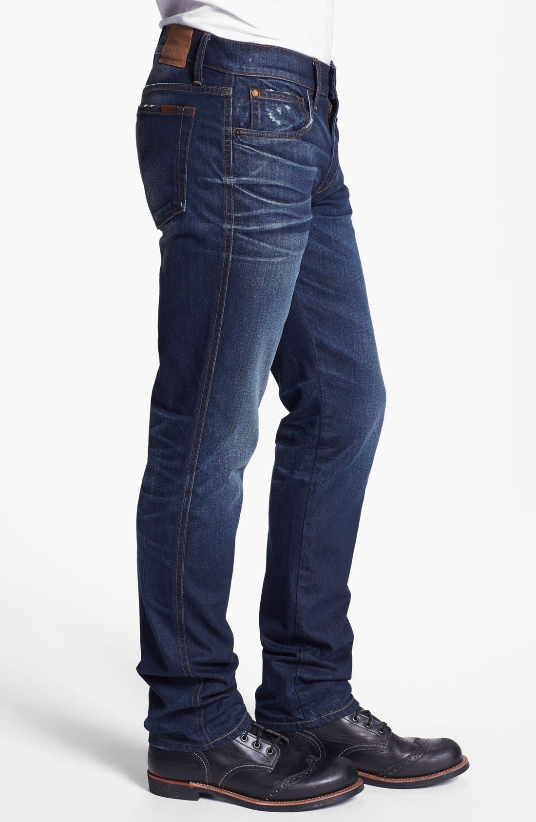 Alternate Image 3  - Joe's 'Brixton' Slim Fit Jeans (Luke)